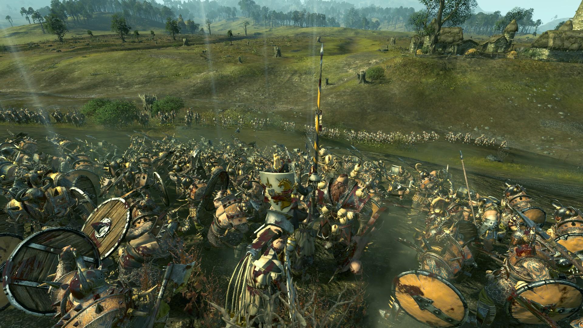 Total War: Warhammer – Norsca fotospeciál z nemilosrdného severu 150838