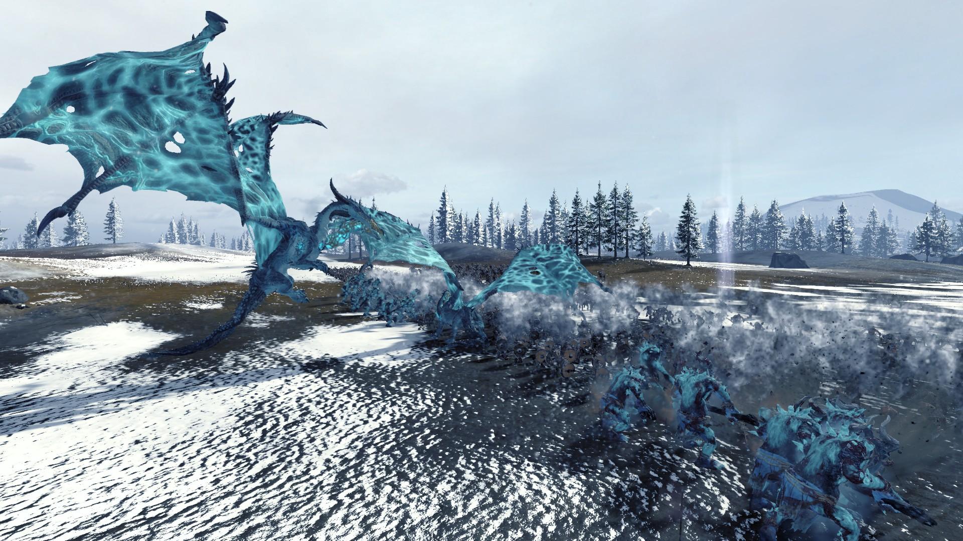 Total War: Warhammer – Norsca fotospeciál z nemilosrdného severu 150841