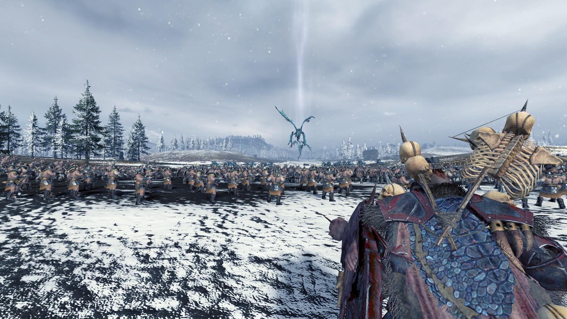 Total War: Warhammer – Norsca fotospeciál z nemilosrdného severu 150842