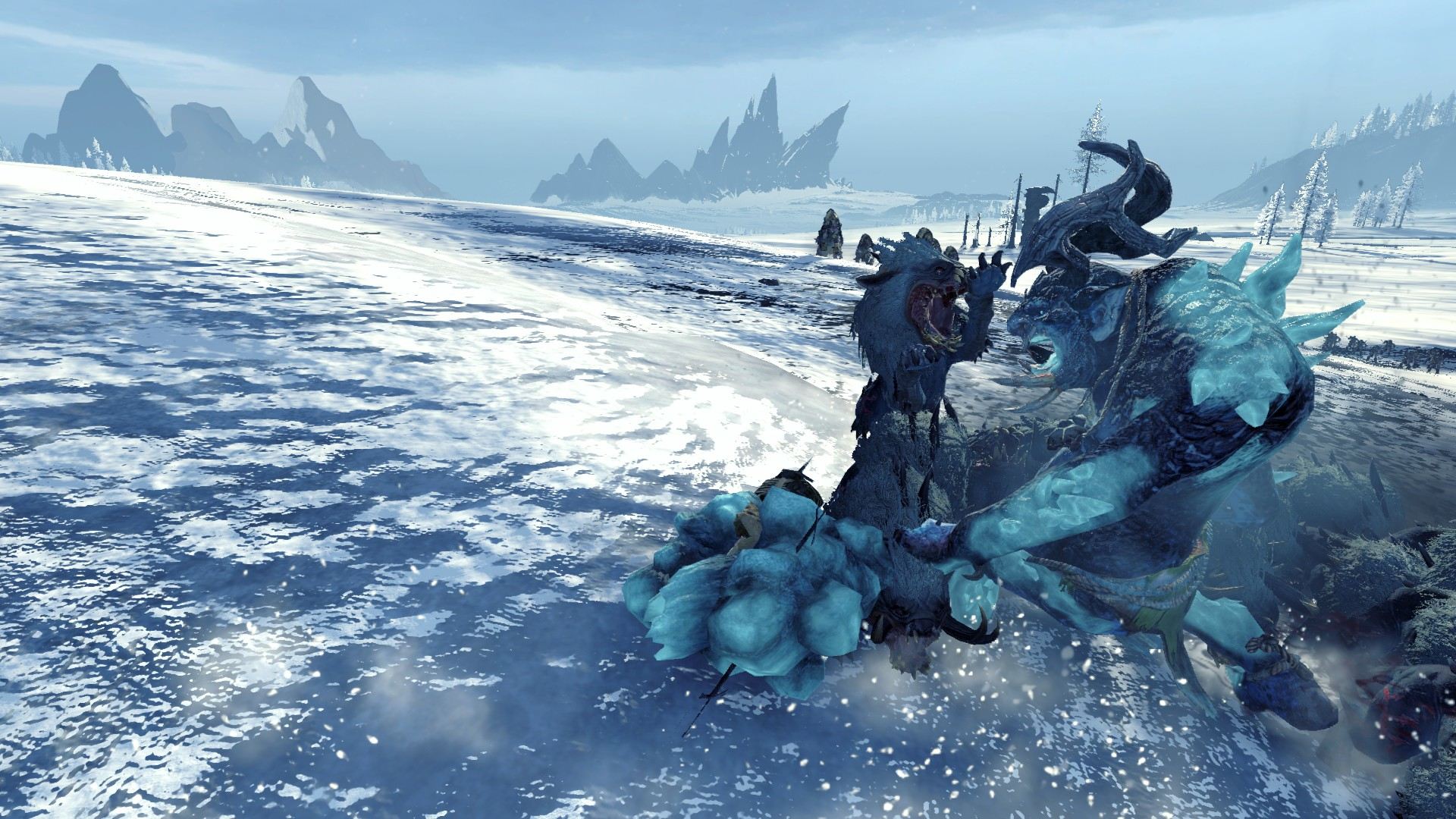 Total War: Warhammer – Norsca fotospeciál z nemilosrdného severu 150843