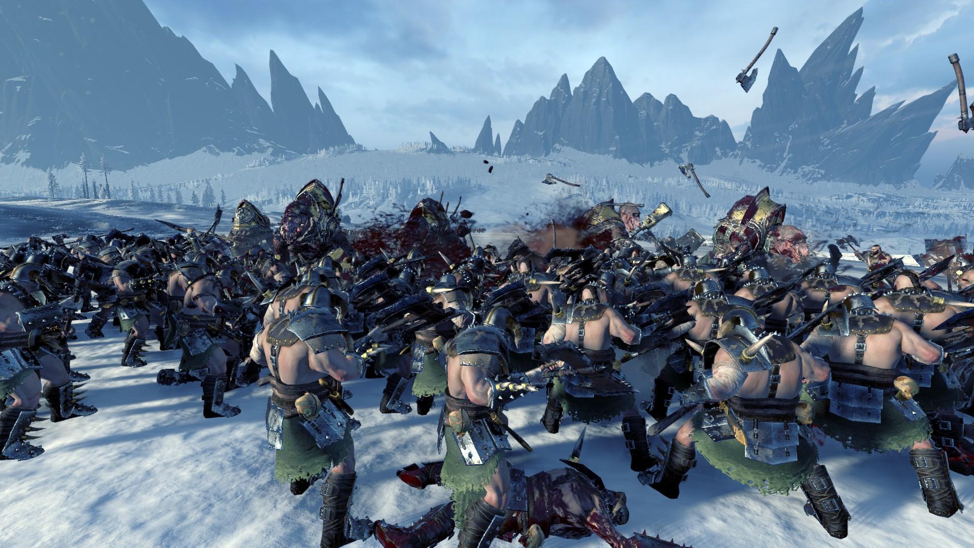 Total War: Warhammer – Norsca fotospeciál z nemilosrdného severu 150846
