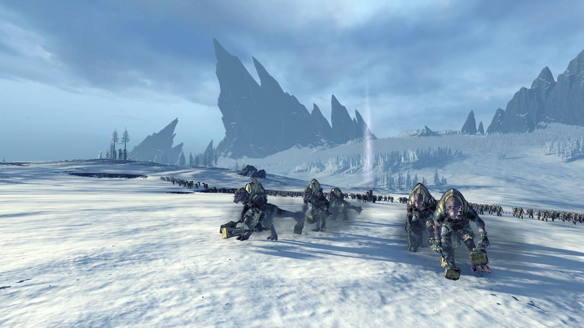 Total War: Warhammer – Norsca fotospeciál z nemilosrdného severu 150847
