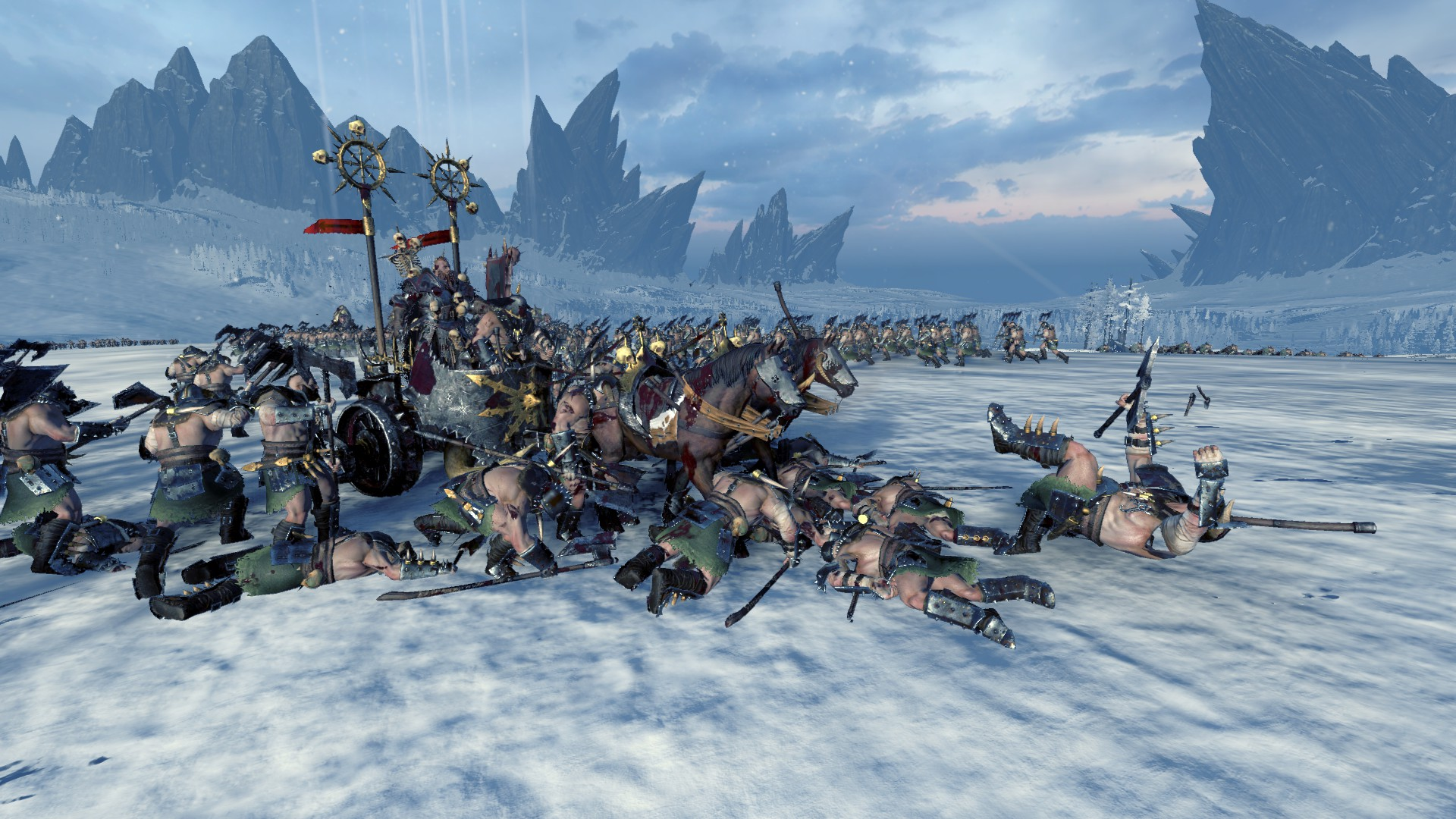 Total War: Warhammer – Norsca fotospeciál z nemilosrdného severu 150848