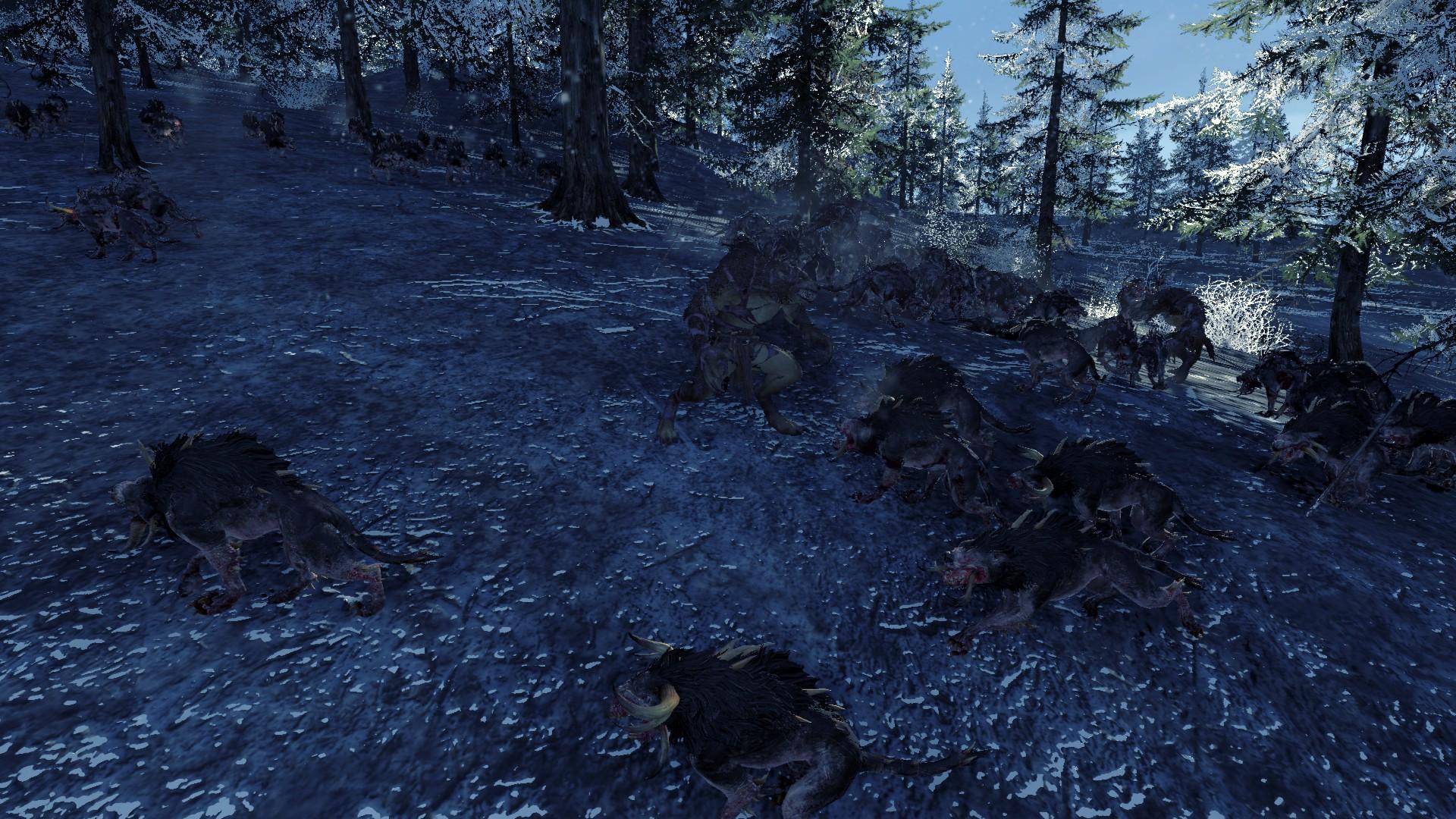 Total War: Warhammer – Norsca fotospeciál z nemilosrdného severu 150850