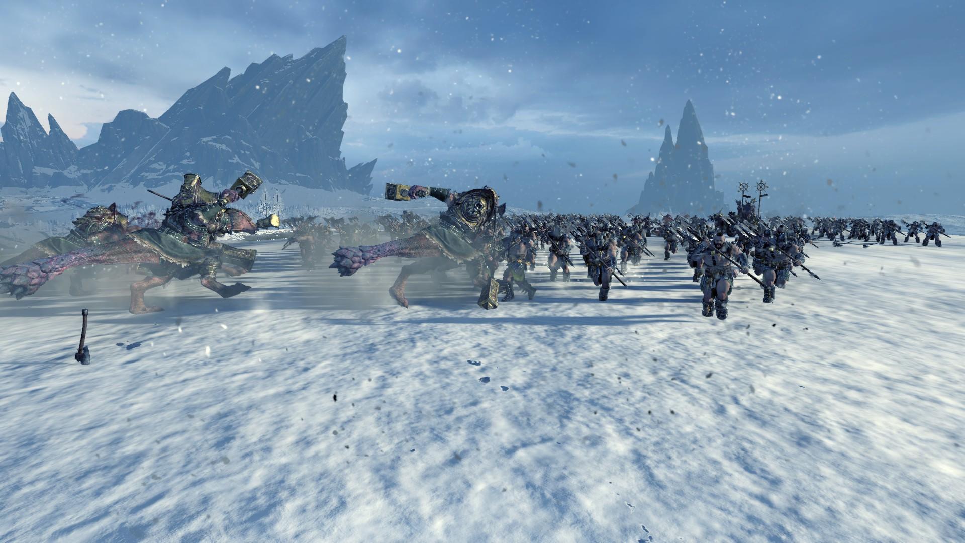 Total War: Warhammer – Norsca fotospeciál z nemilosrdného severu 150851