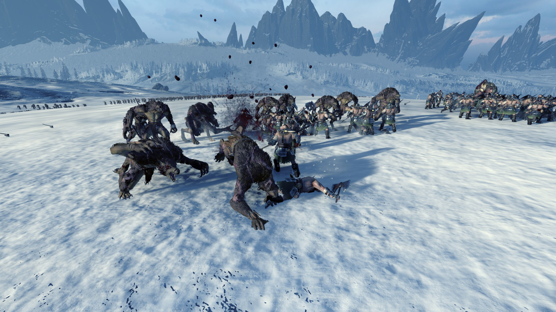 Total War: Warhammer – Norsca fotospeciál z nemilosrdného severu 150853