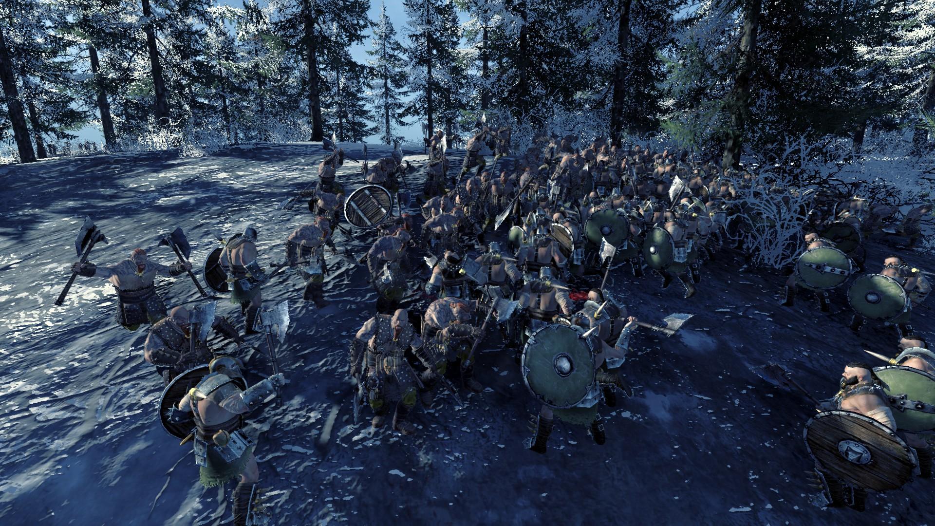Total War: Warhammer – Norsca fotospeciál z nemilosrdného severu 150856