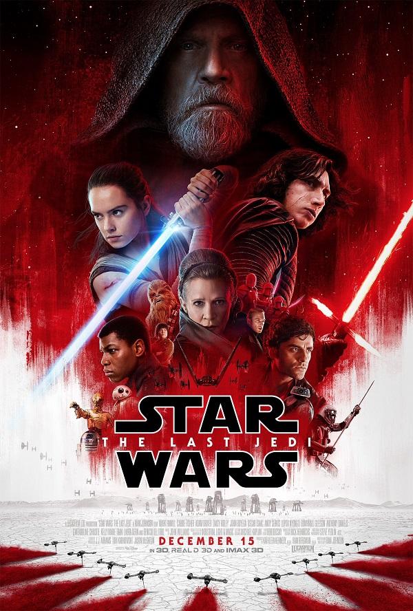 Trailer láká na film Star Wars: Poslední z Jediů 150955
