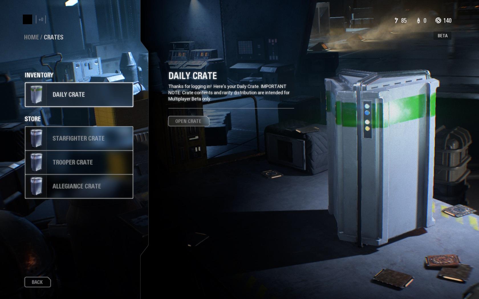 Zvedá se masivní vlna odporu proti systému krabic v betě Star Wars: Battlefrontu 2 150970