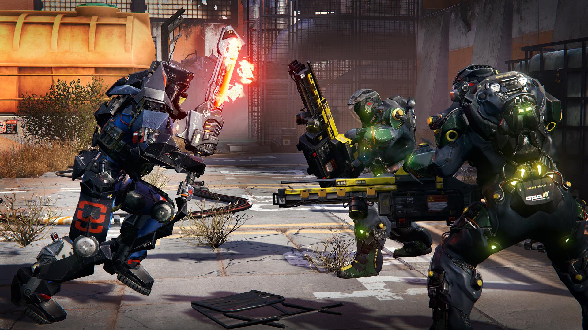 Hráči The Surge dostávají pět ohnivých a pět ledových zbraní 150996