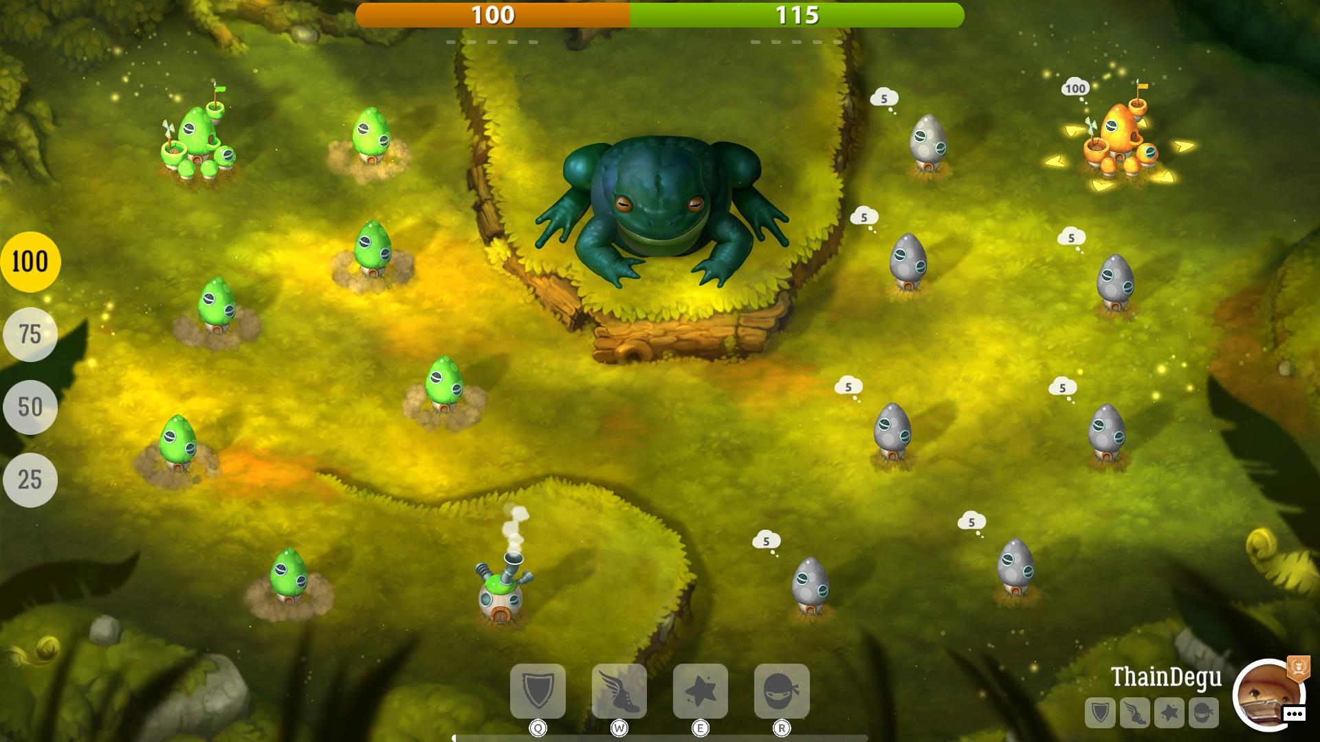 Mushroom Wars 2 – velká válka malých lidí 151014