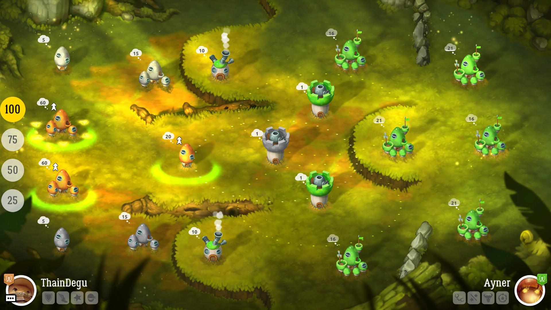 Mushroom Wars 2 – velká válka malých lidí 151019