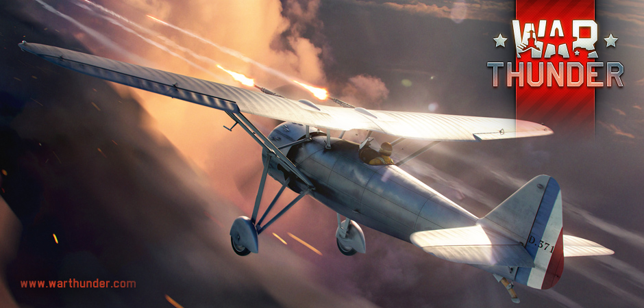 Nebe MMO hry War Thunder obohatí Francie 151021