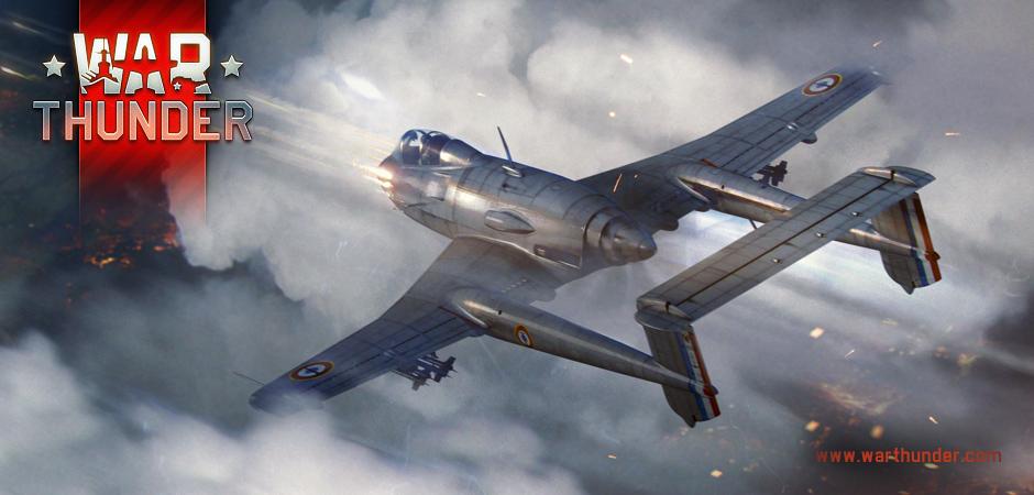 Nebe MMO hry War Thunder obohatí Francie 151022