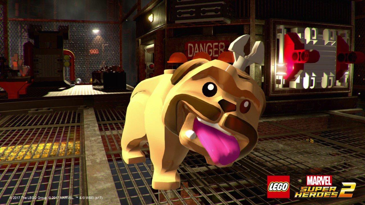Season Pass LEGO Marvel Super Heroes 2 s obsahem inspirovaným chystanými filmy 151066