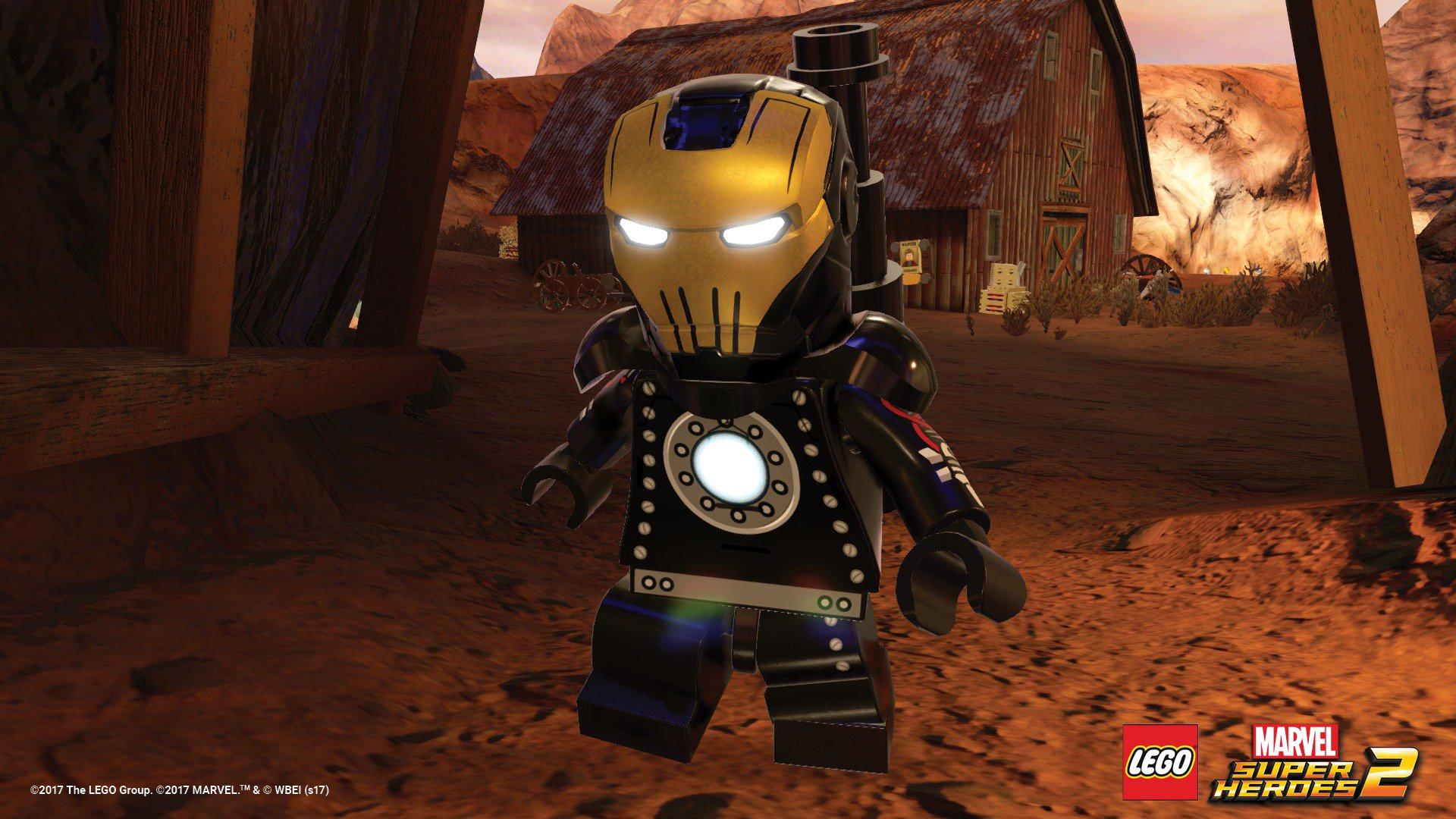 Season Pass LEGO Marvel Super Heroes 2 s obsahem inspirovaným chystanými filmy 151067