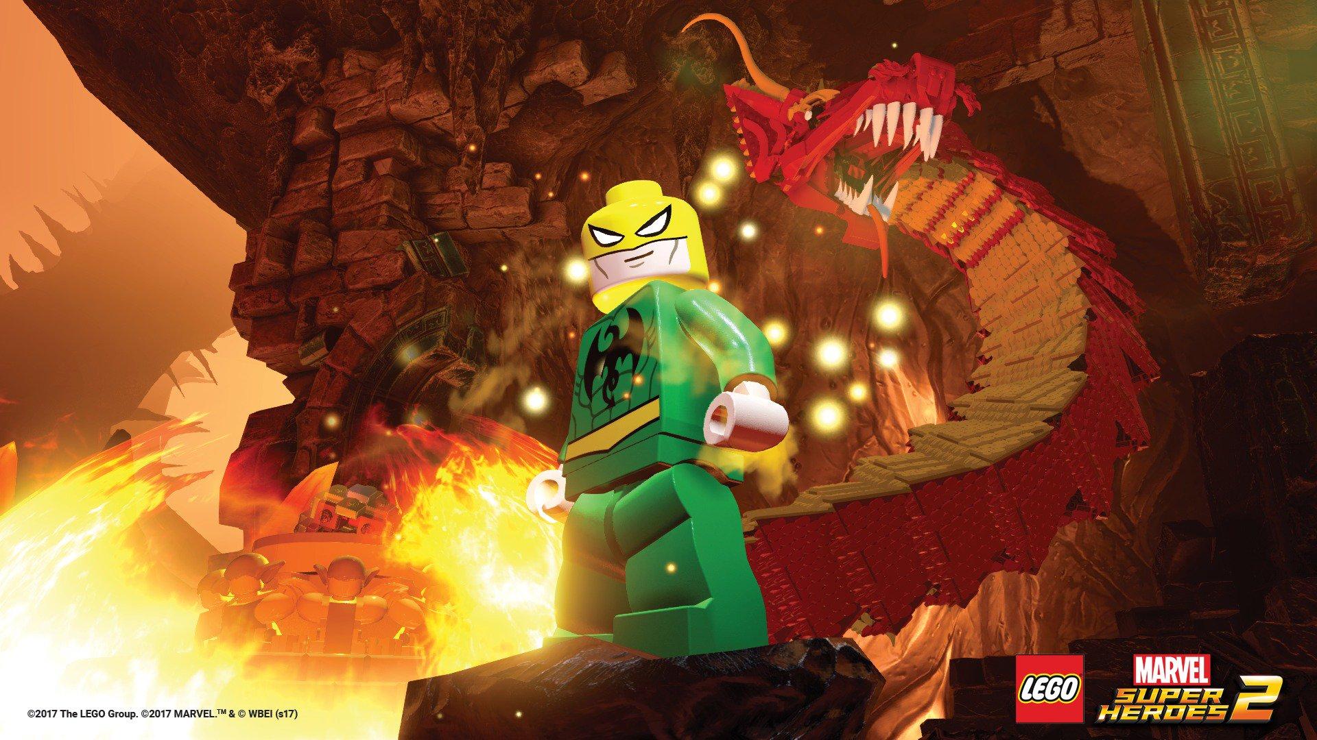 Season Pass LEGO Marvel Super Heroes 2 s obsahem inspirovaným chystanými filmy 151068