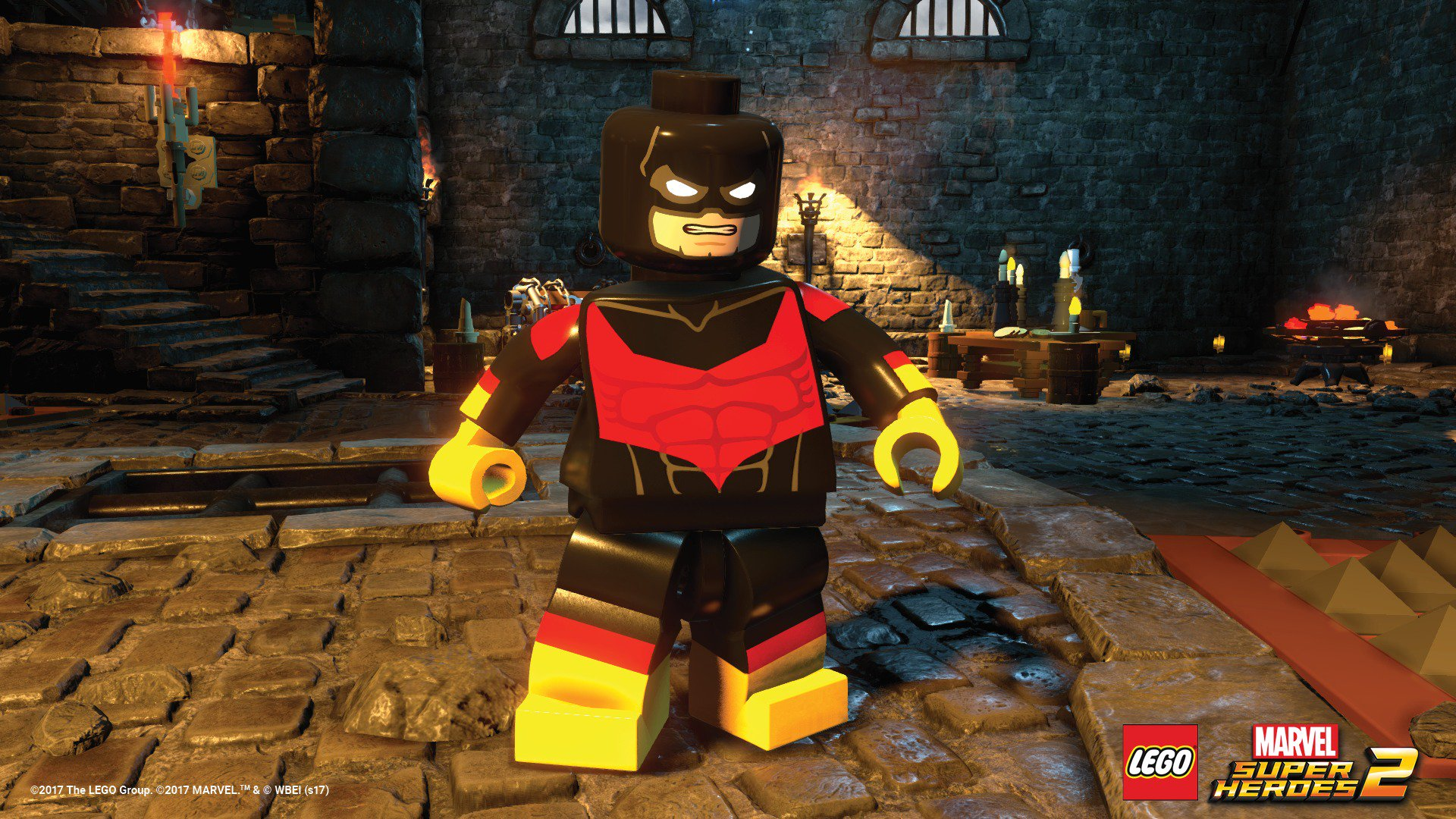 Season Pass LEGO Marvel Super Heroes 2 s obsahem inspirovaným chystanými filmy 151069