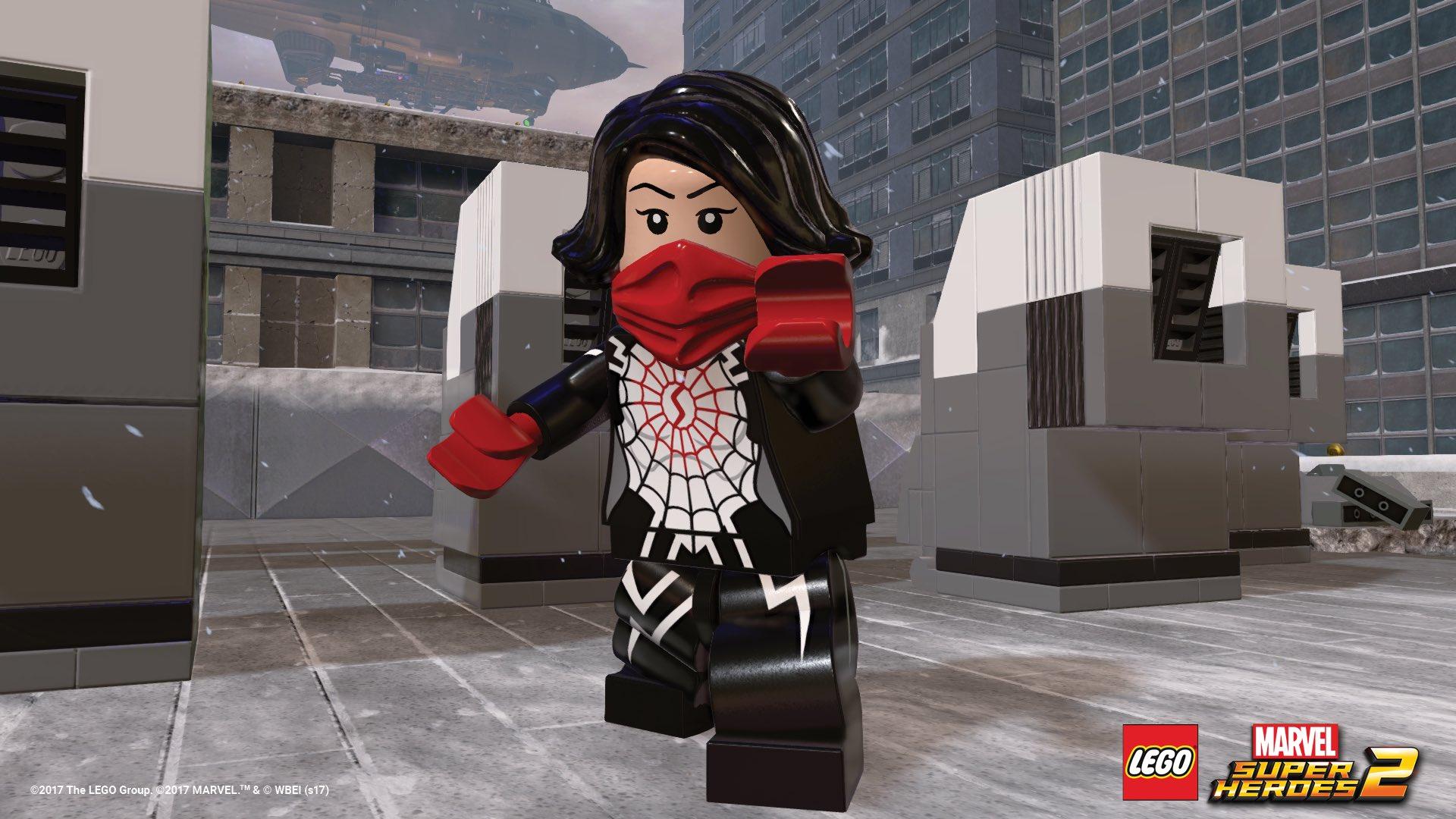 Season Pass LEGO Marvel Super Heroes 2 s obsahem inspirovaným chystanými filmy 151070