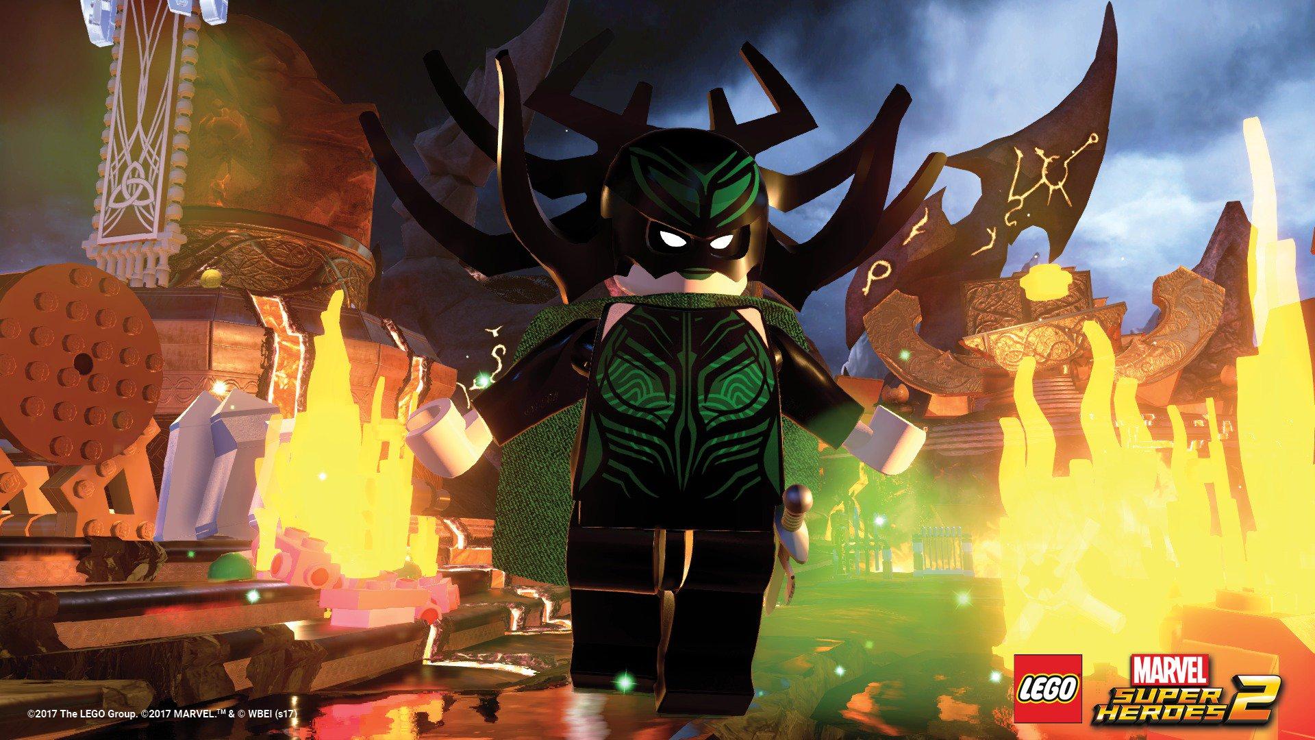 Season Pass LEGO Marvel Super Heroes 2 s obsahem inspirovaným chystanými filmy 151071
