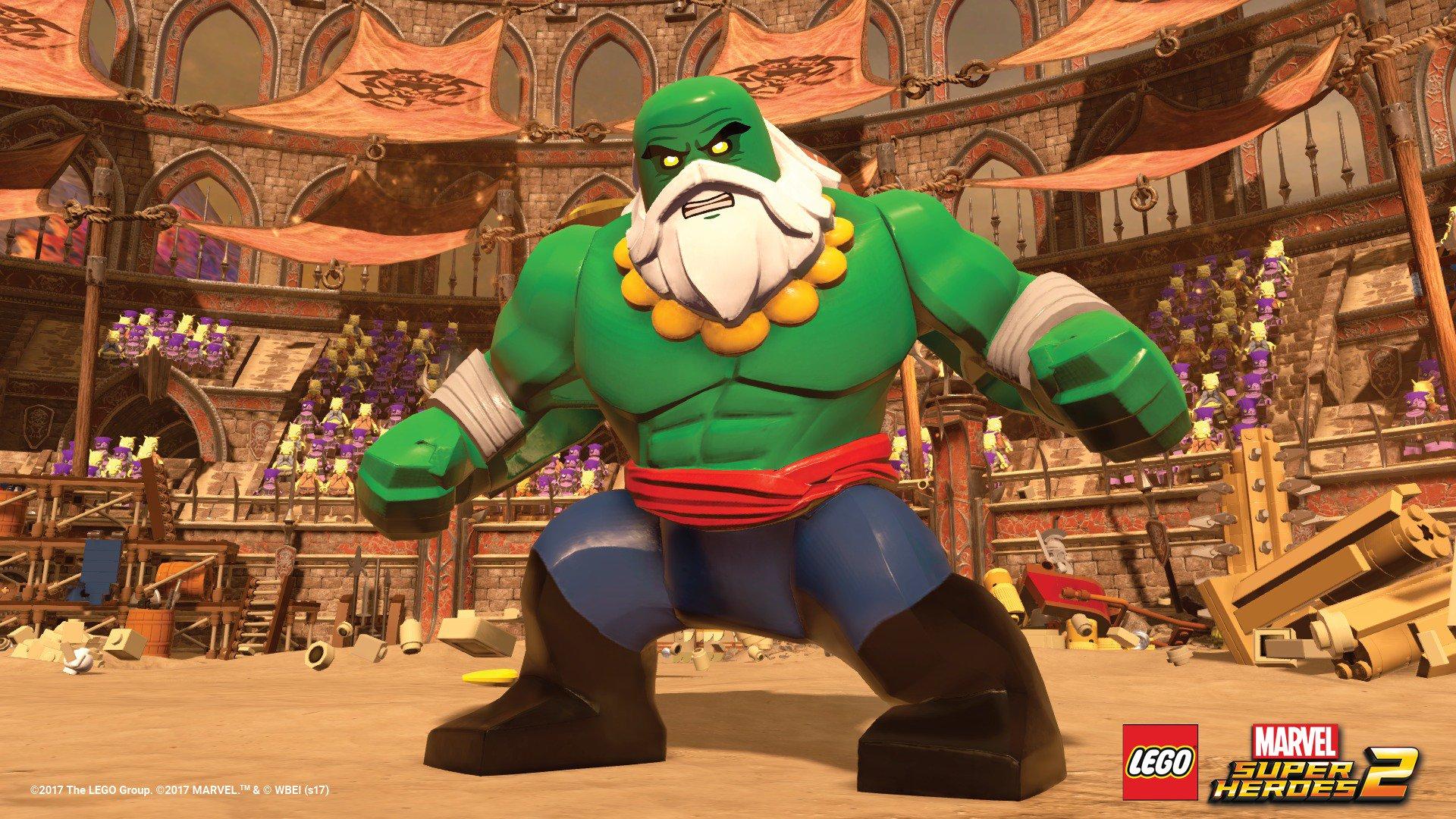 Season Pass LEGO Marvel Super Heroes 2 s obsahem inspirovaným chystanými filmy 151072