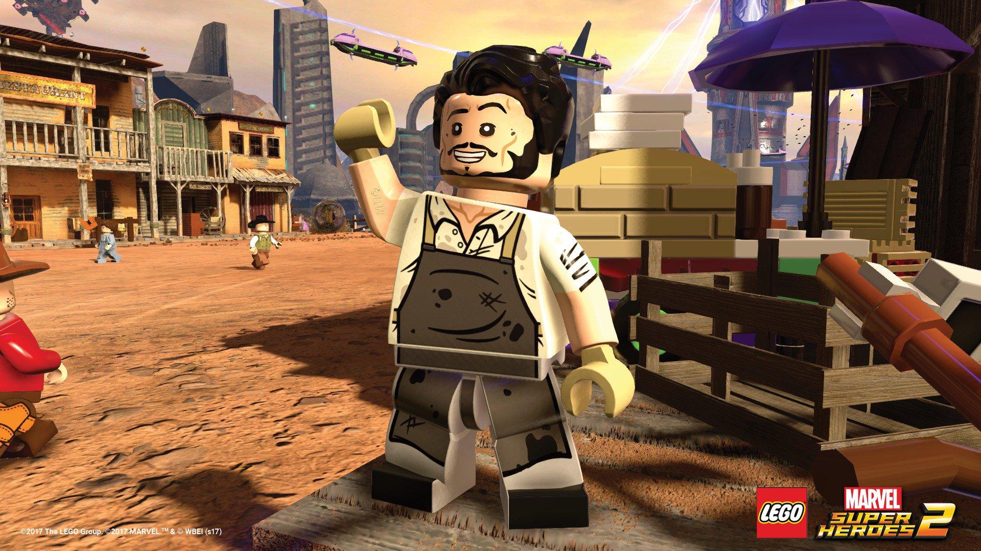 Season Pass LEGO Marvel Super Heroes 2 s obsahem inspirovaným chystanými filmy 151073