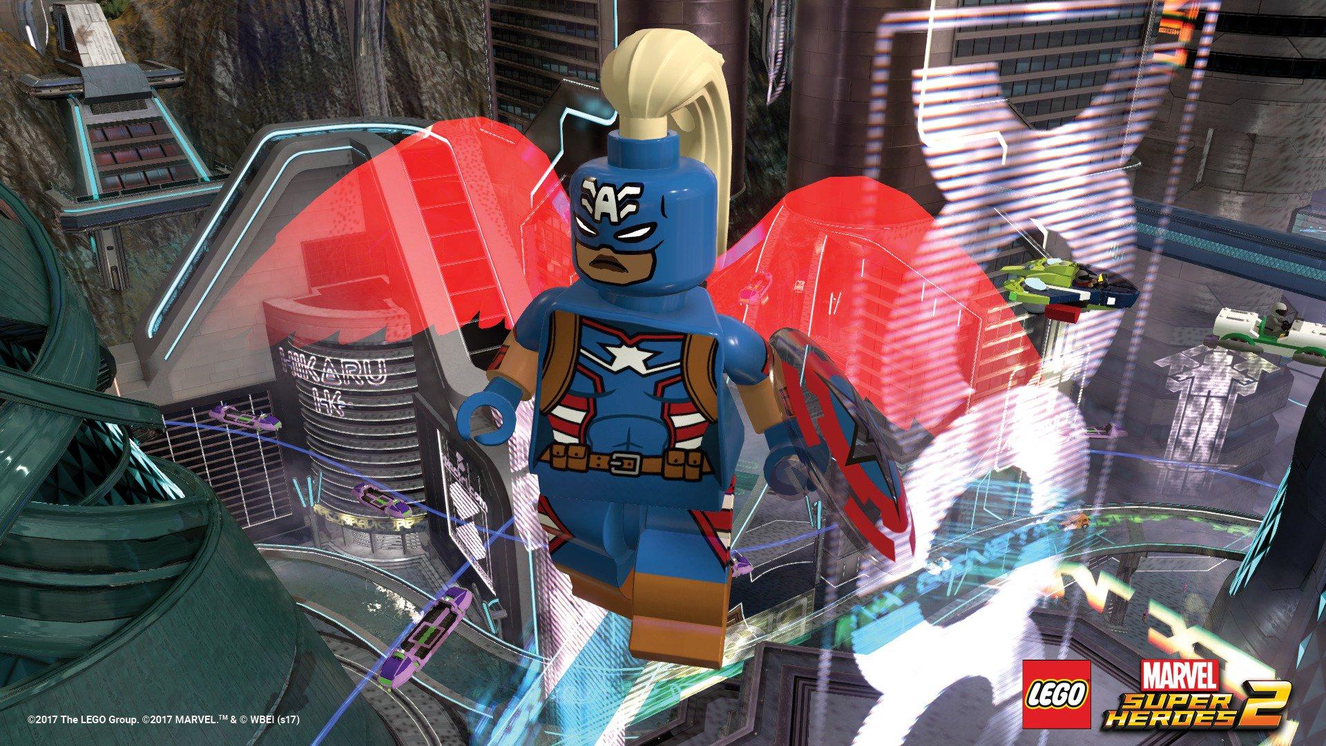 Season Pass LEGO Marvel Super Heroes 2 s obsahem inspirovaným chystanými filmy 151074