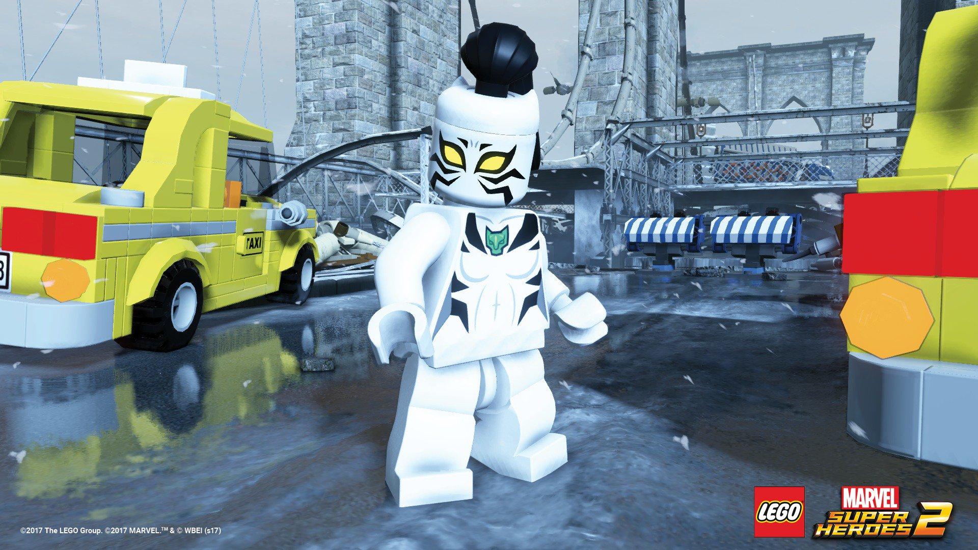 Season Pass LEGO Marvel Super Heroes 2 s obsahem inspirovaným chystanými filmy 151076
