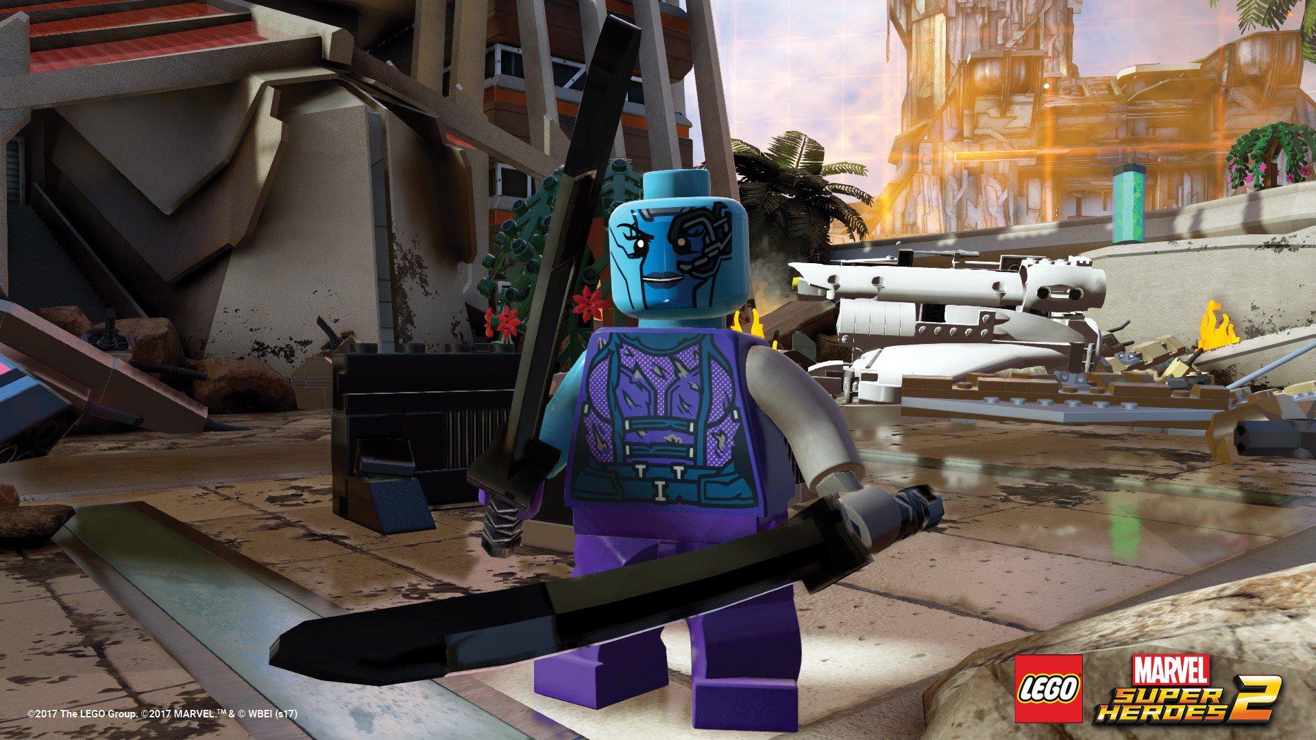 Season Pass LEGO Marvel Super Heroes 2 s obsahem inspirovaným chystanými filmy 151077