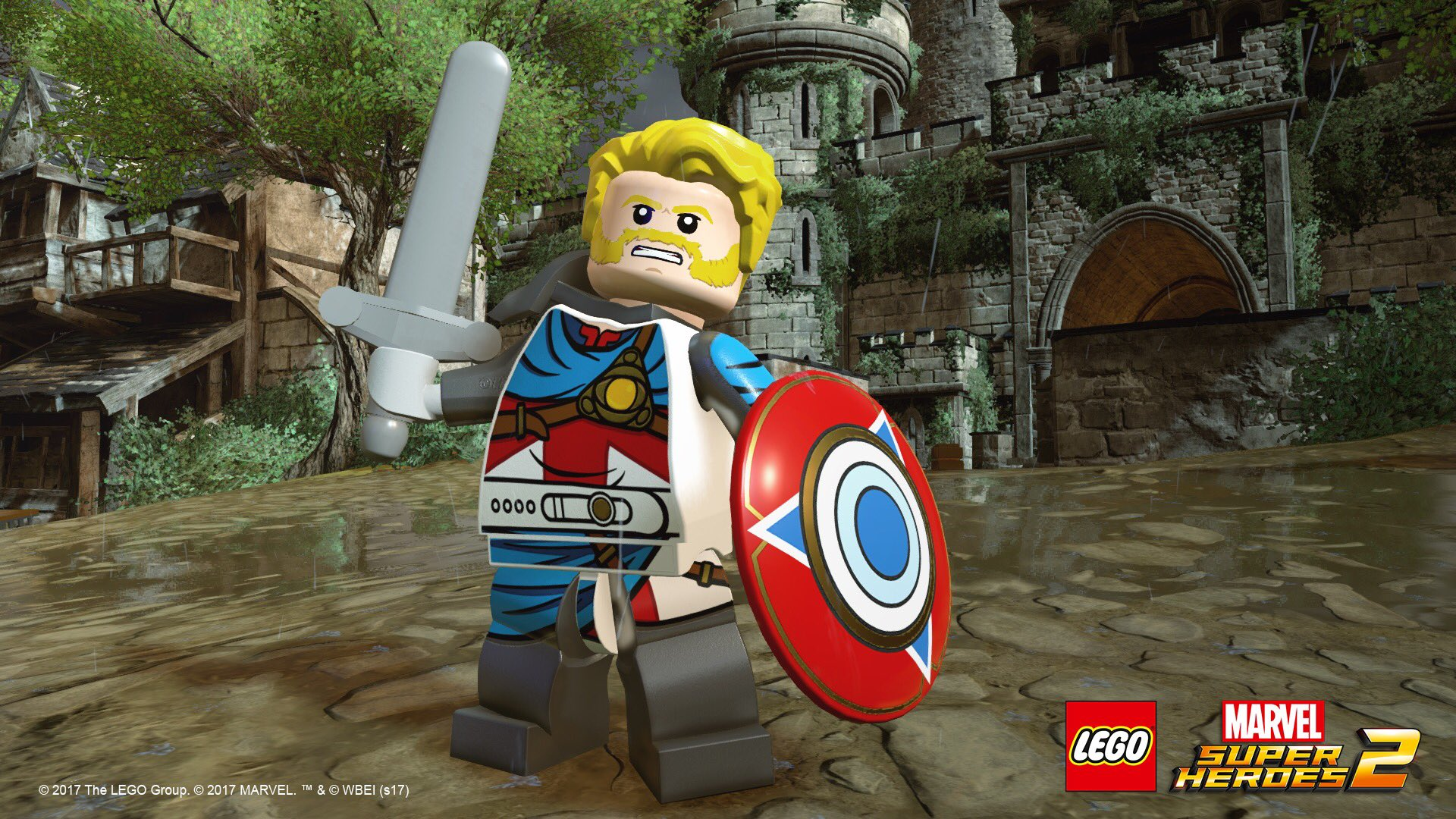 Season Pass LEGO Marvel Super Heroes 2 s obsahem inspirovaným chystanými filmy 151078