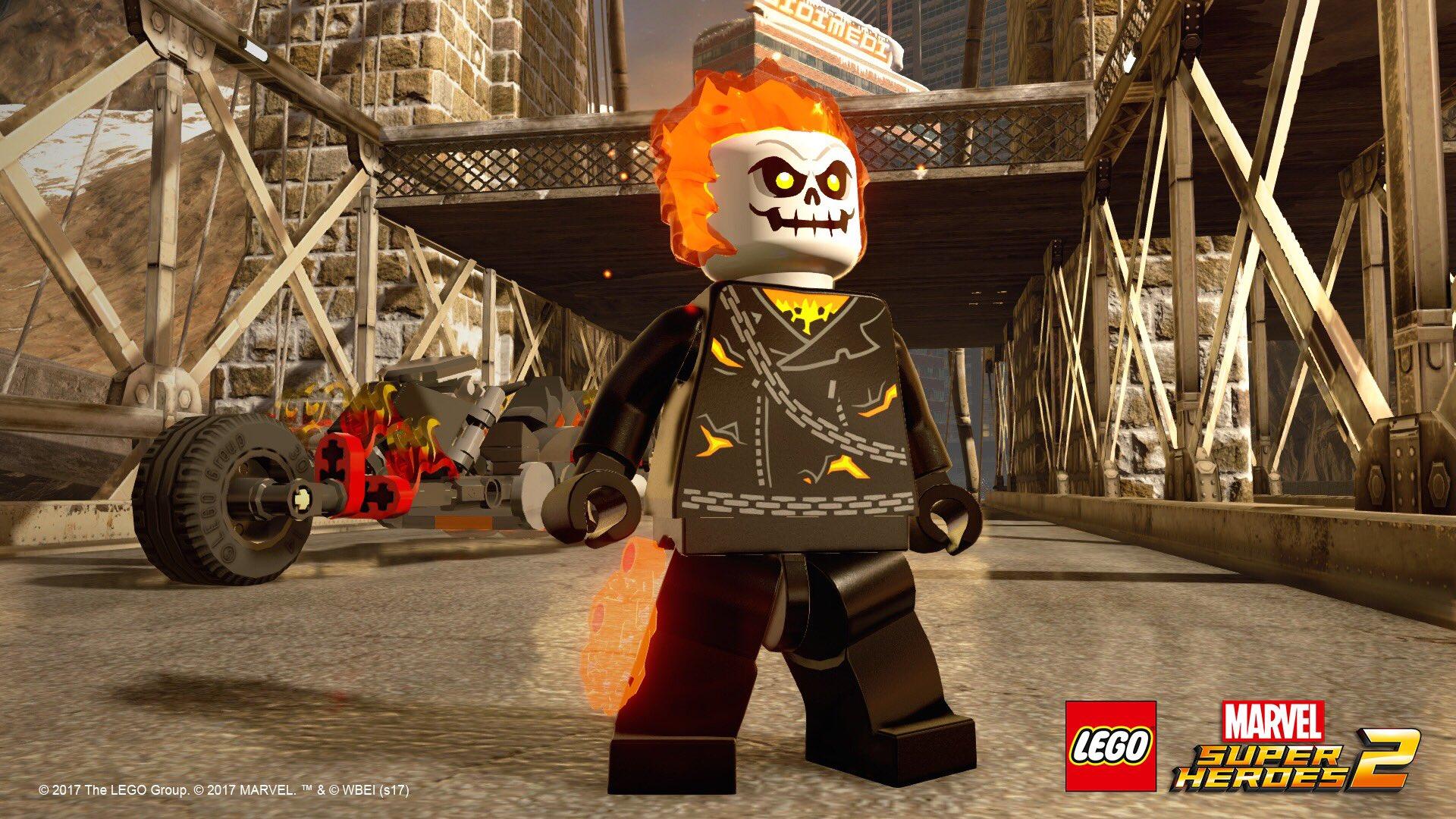 Season Pass LEGO Marvel Super Heroes 2 s obsahem inspirovaným chystanými filmy 151080