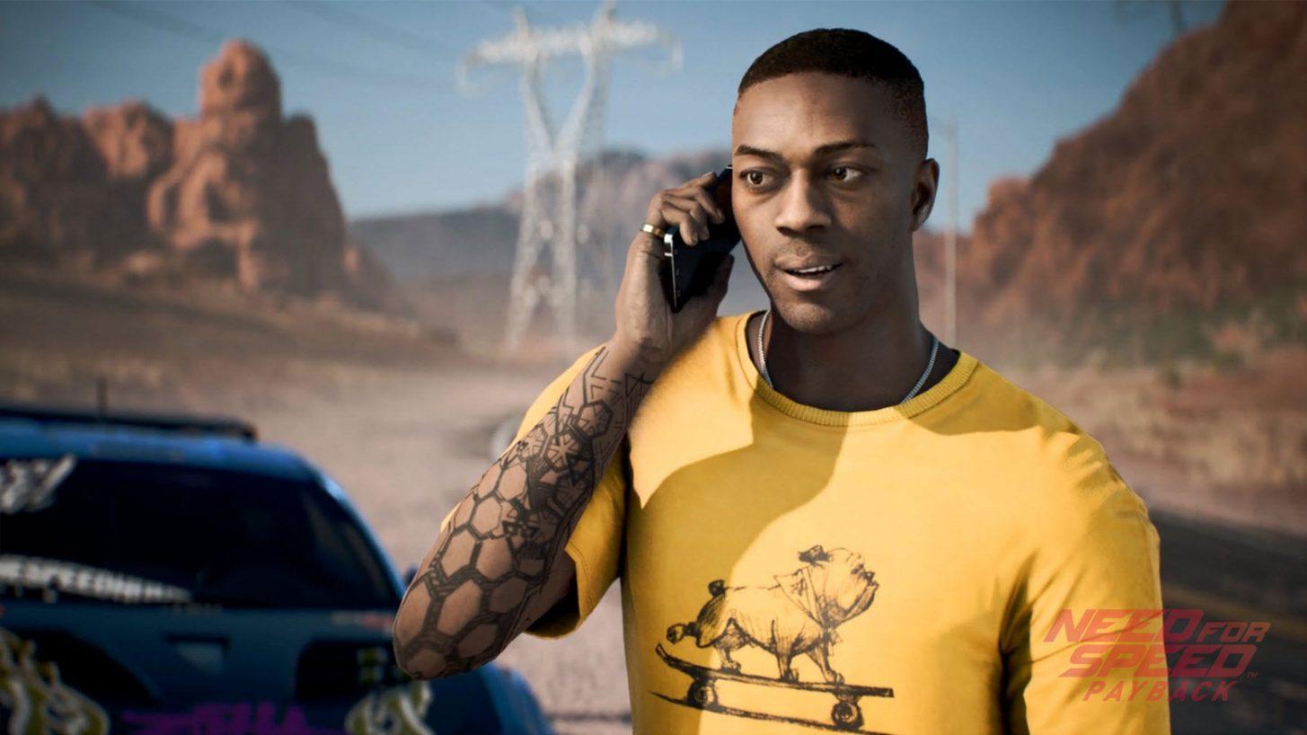 Příběhový trailer Need for Speed: Payback a seznámení s hrdiny 151086