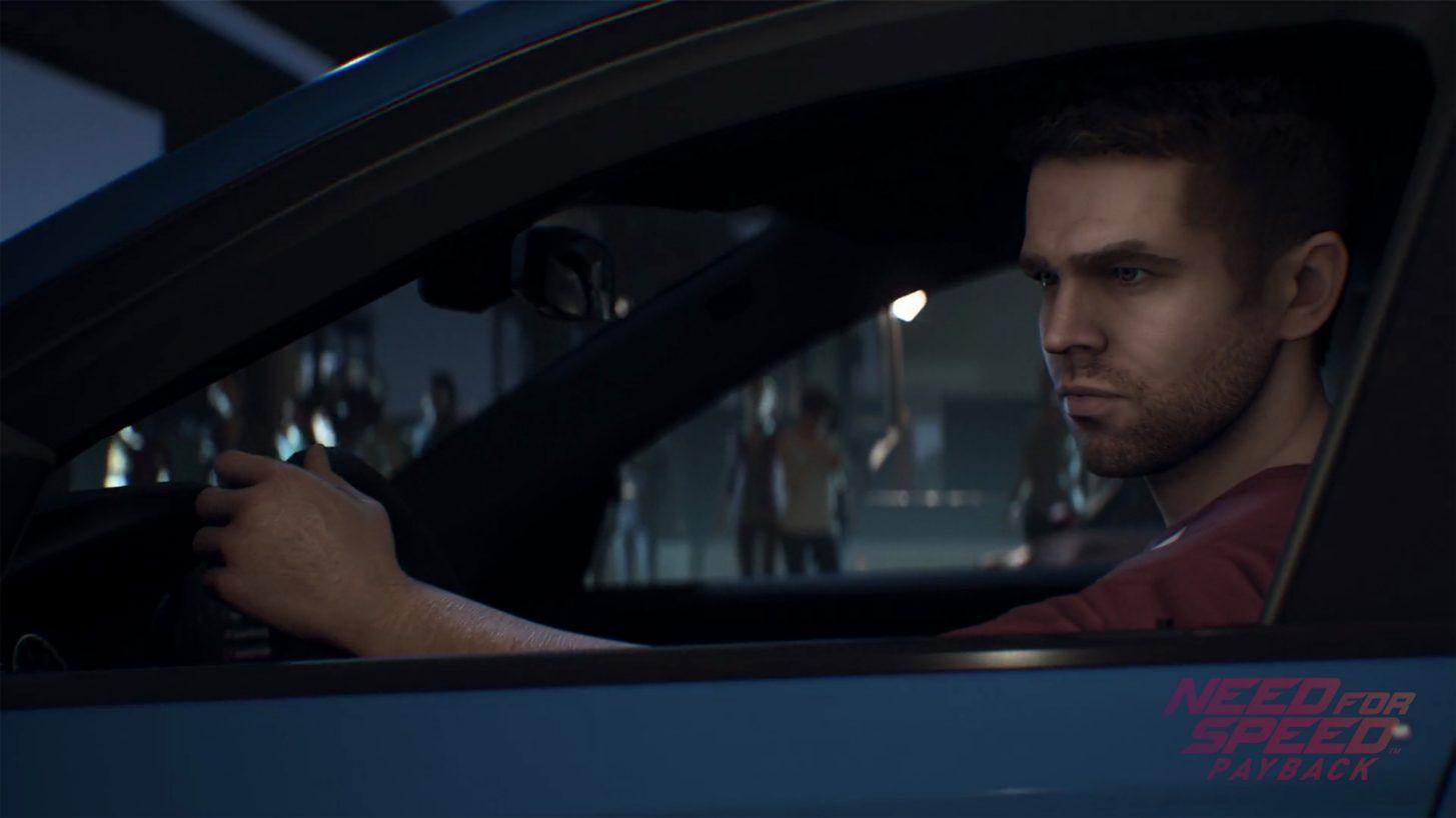 Příběhový trailer Need for Speed: Payback a seznámení s hrdiny 151089