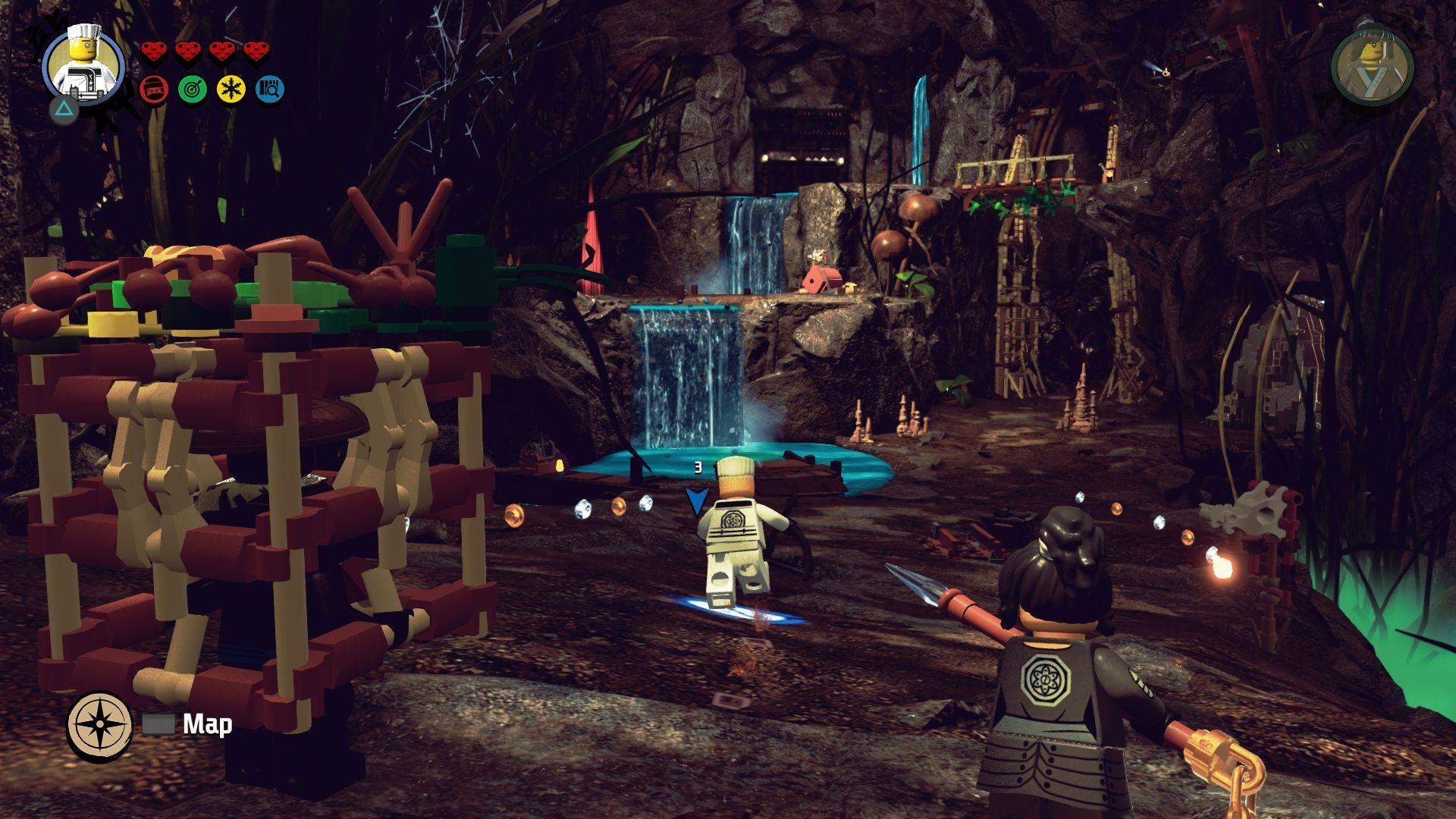 LEGO Ninjago Movie Video Game - jak se legáček nindžou stal 151103