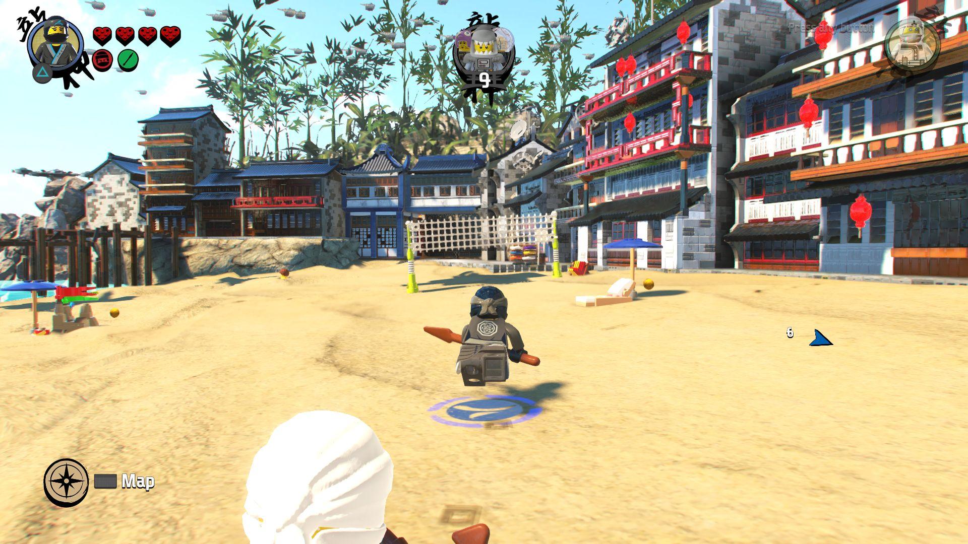 LEGO Ninjago Movie Video Game - jak se legáček nindžou stal 151106