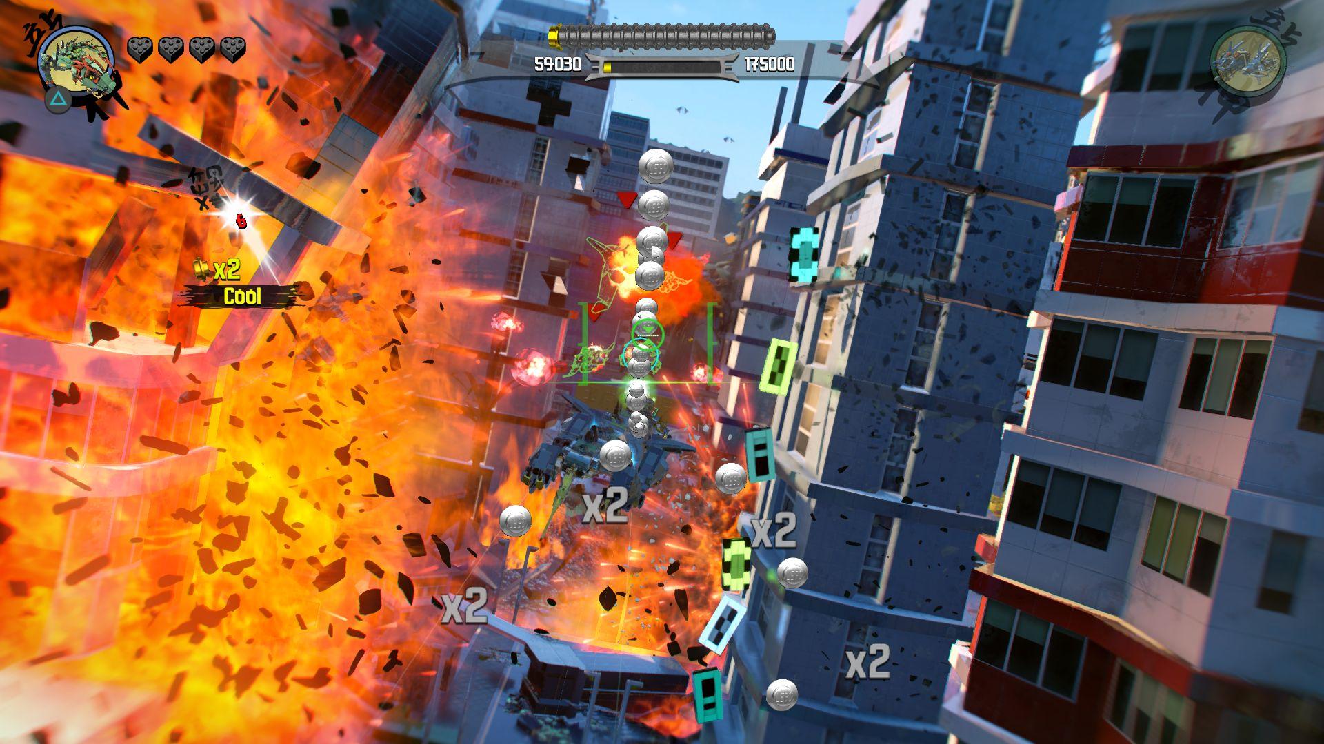 LEGO Ninjago Movie Video Game - jak se legáček nindžou stal 151112
