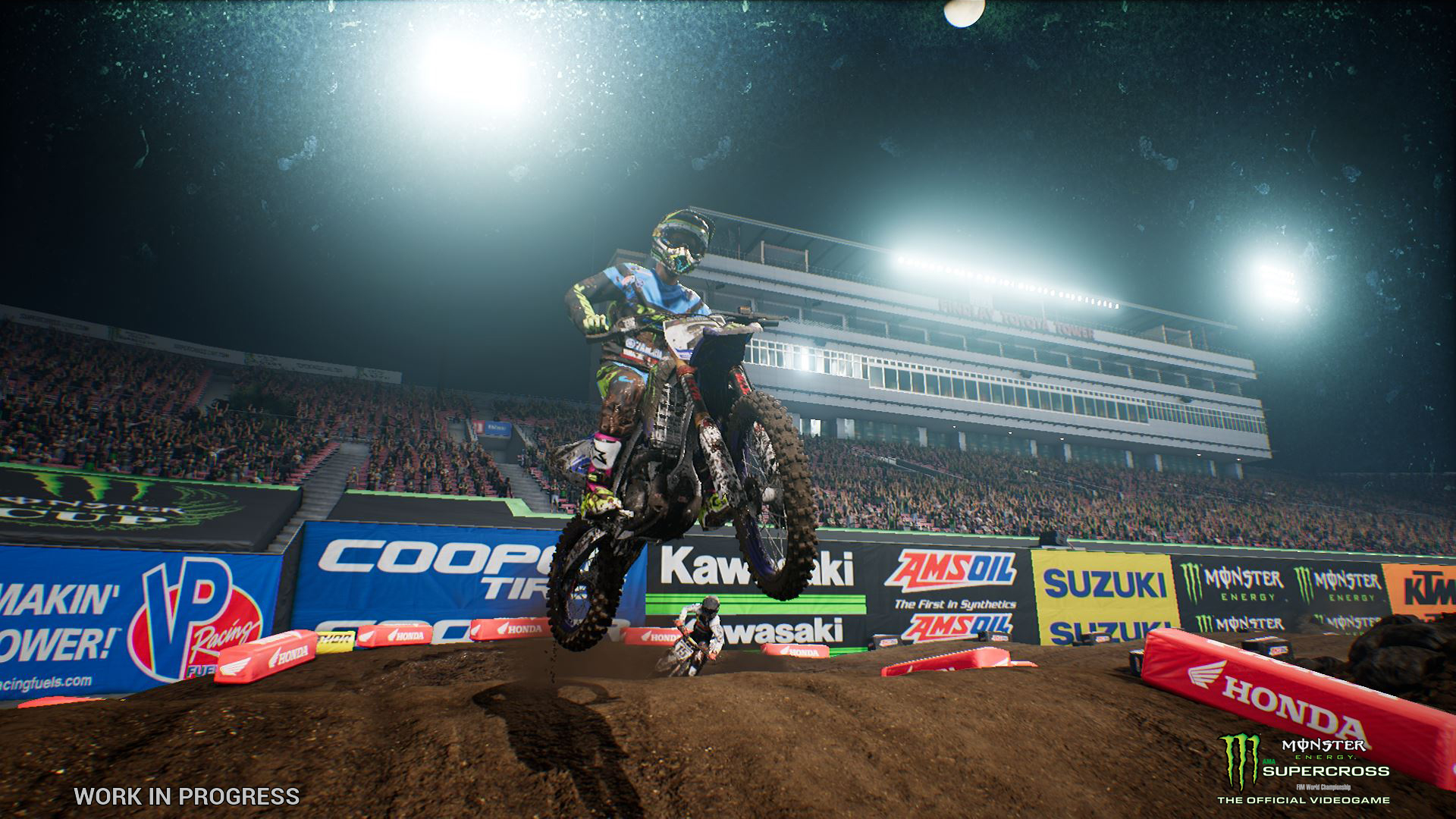 Milestone chystají motokrosové závody Monster Energy Supercross 151272