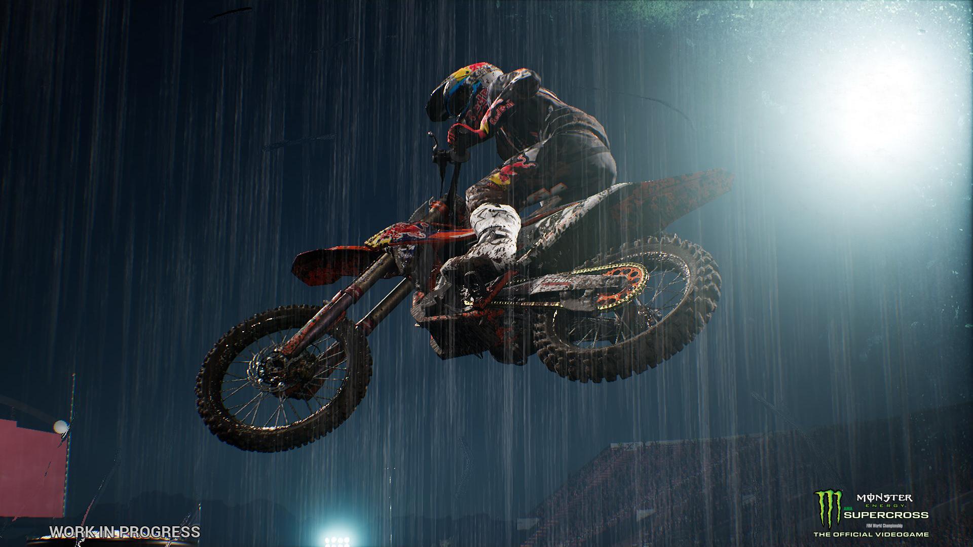 Milestone chystají motokrosové závody Monster Energy Supercross 151273