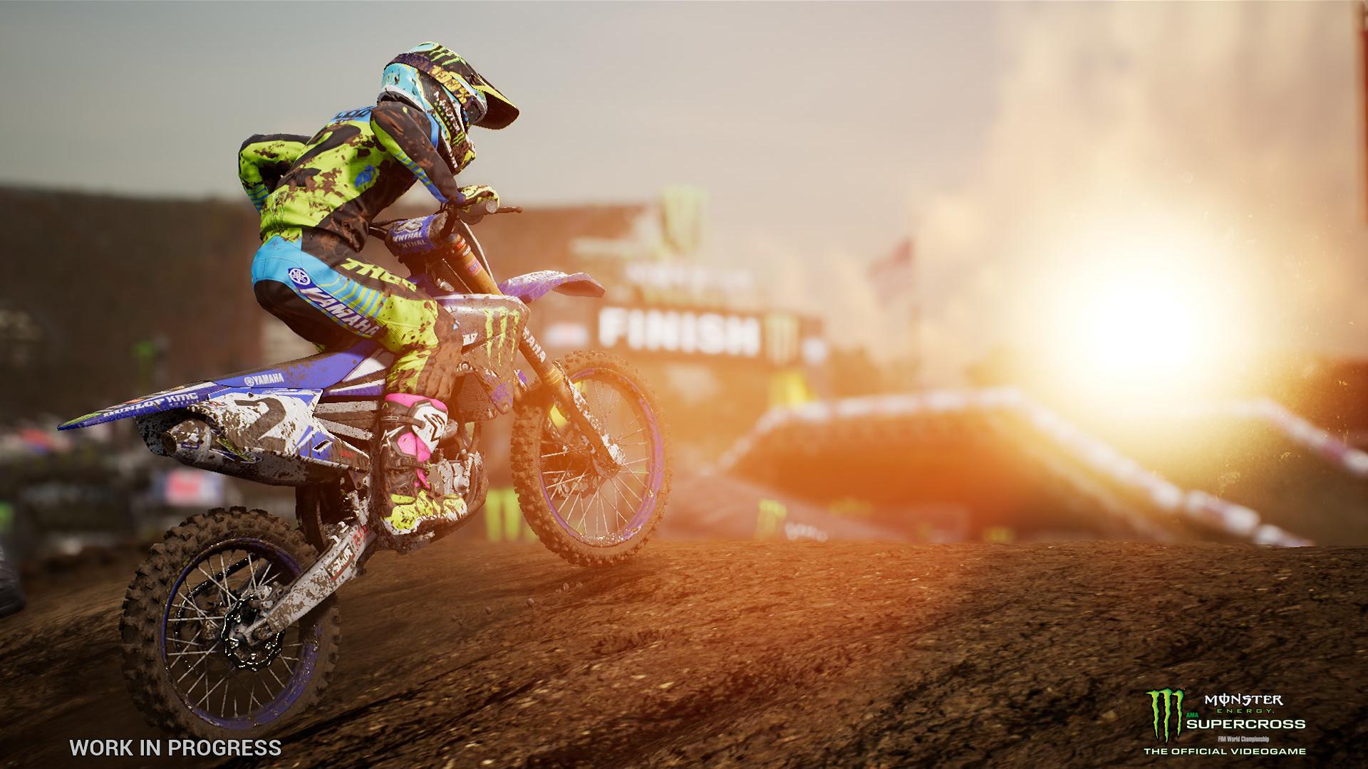 Milestone chystají motokrosové závody Monster Energy Supercross 151276