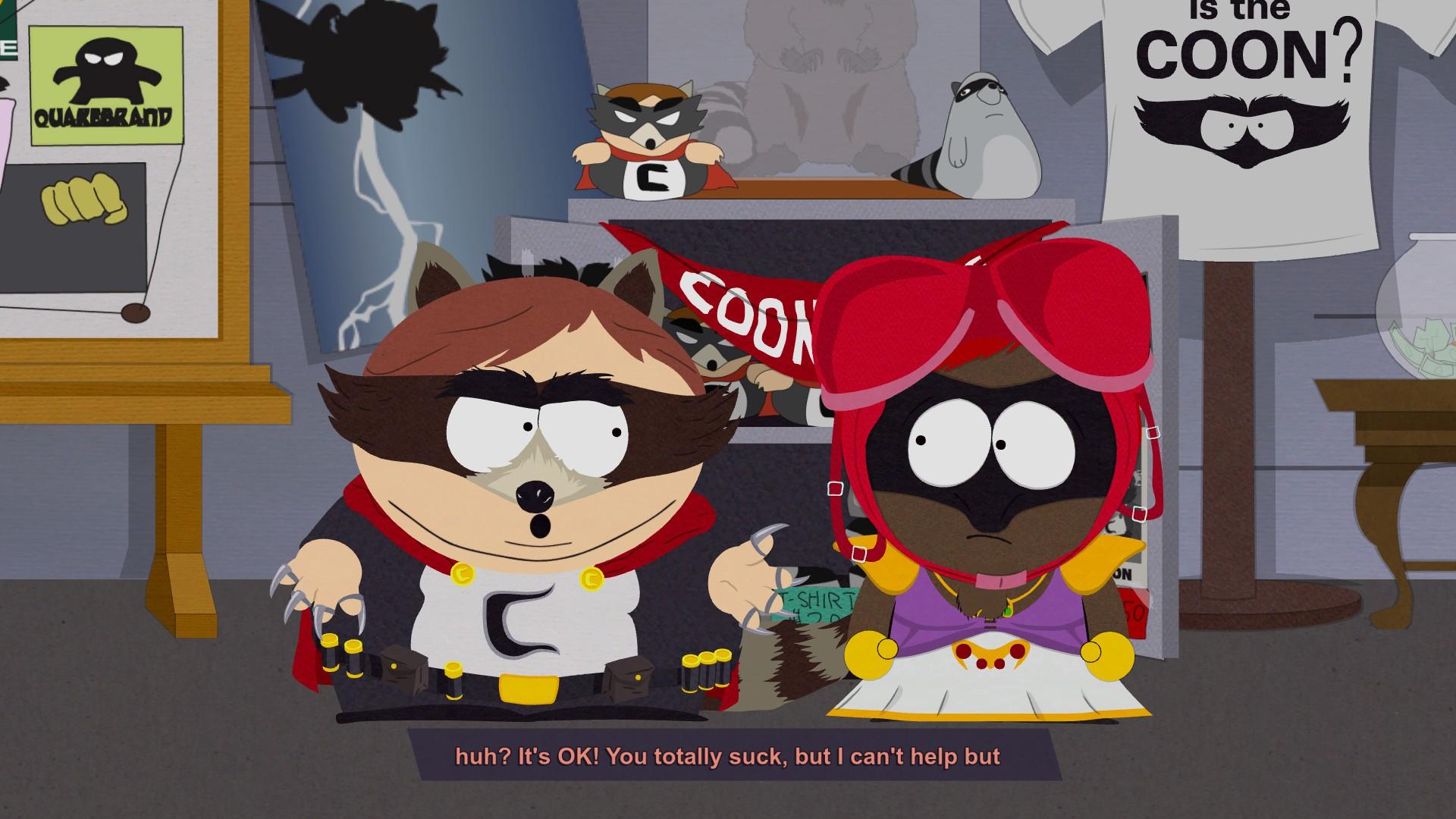 South Park: The Fractured but Whole – superhrdinové útočí 151287