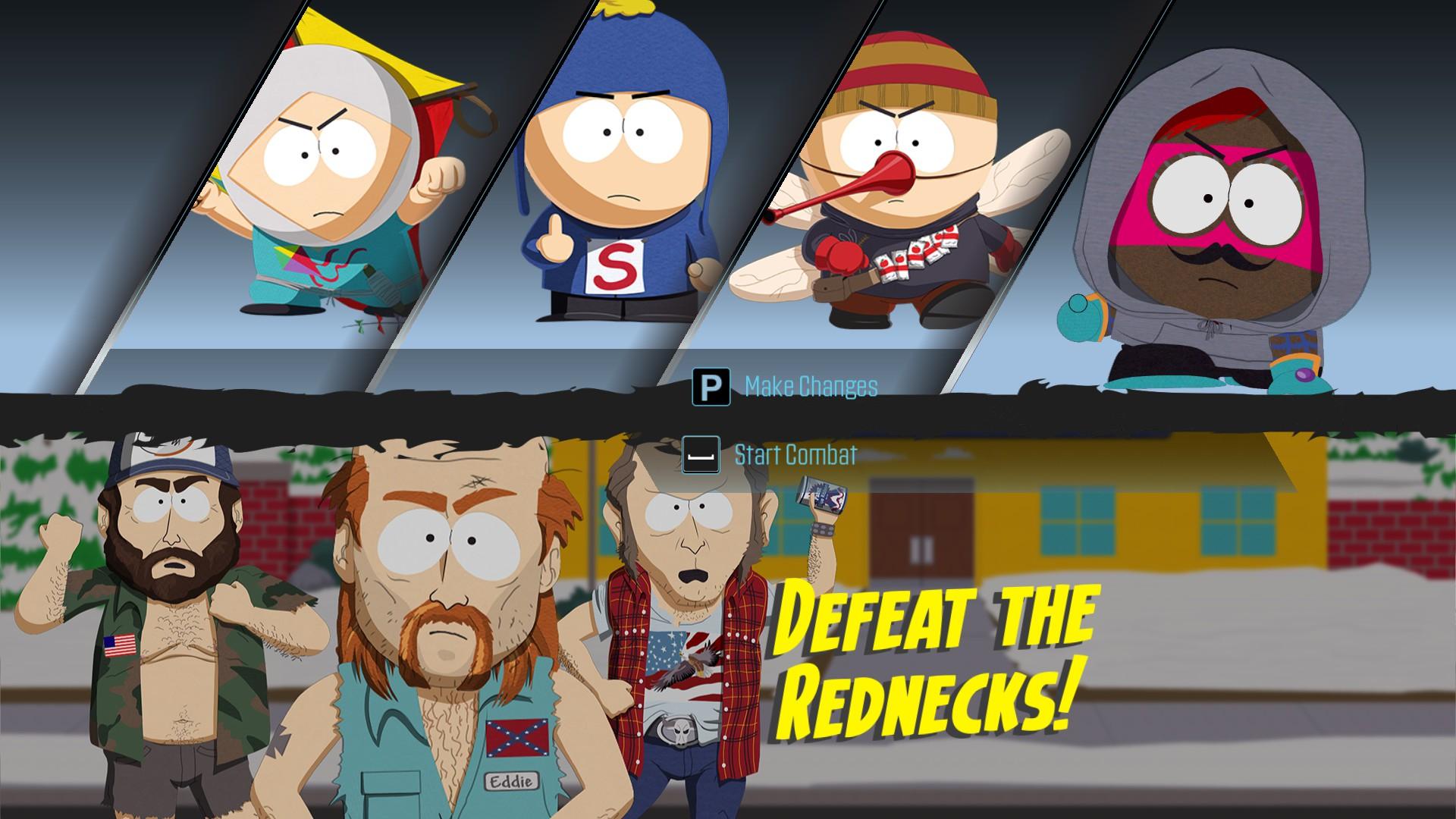 South Park: The Fractured but Whole – superhrdinové útočí 151290