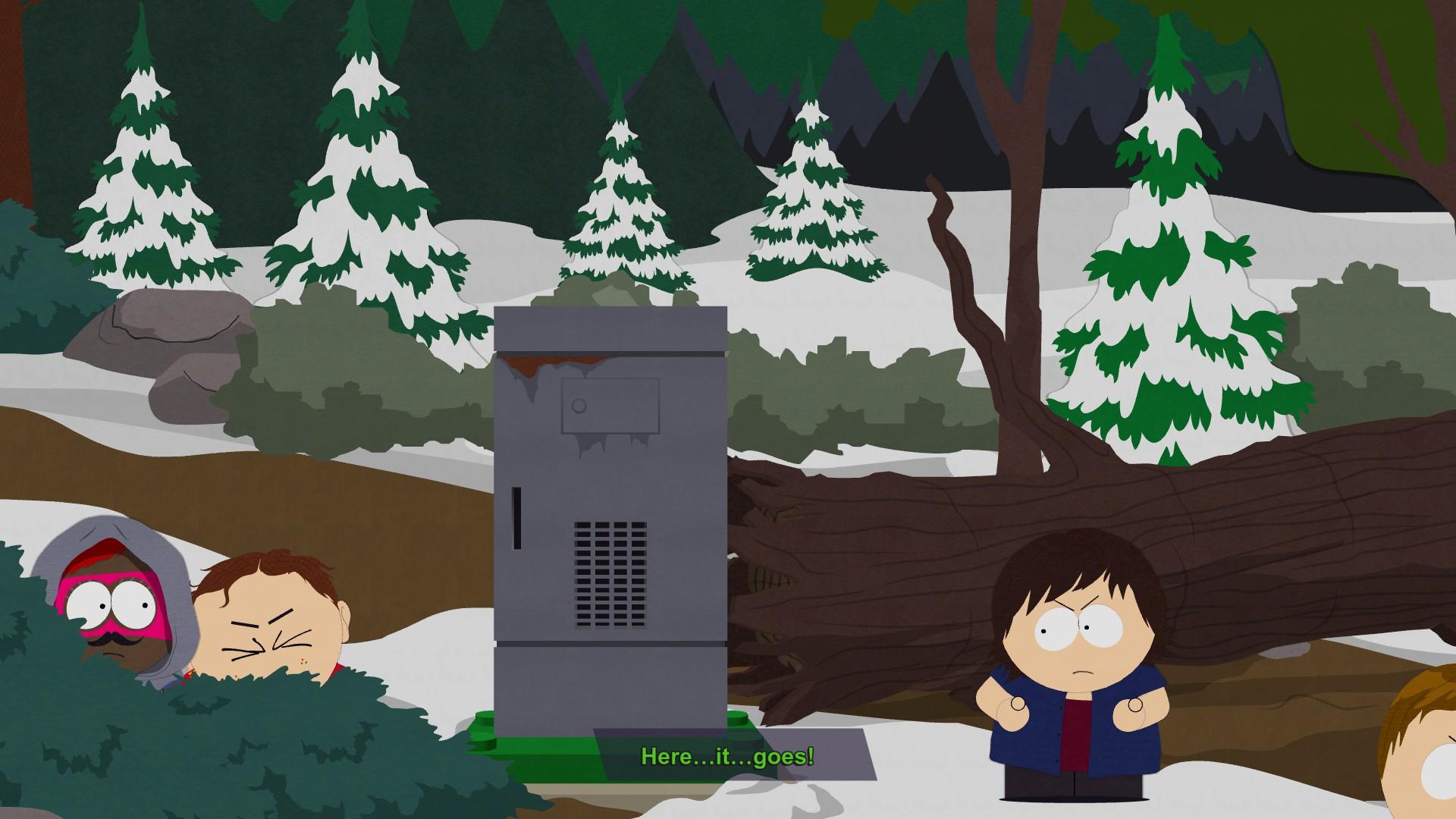 South Park: The Fractured but Whole – superhrdinové útočí 151291