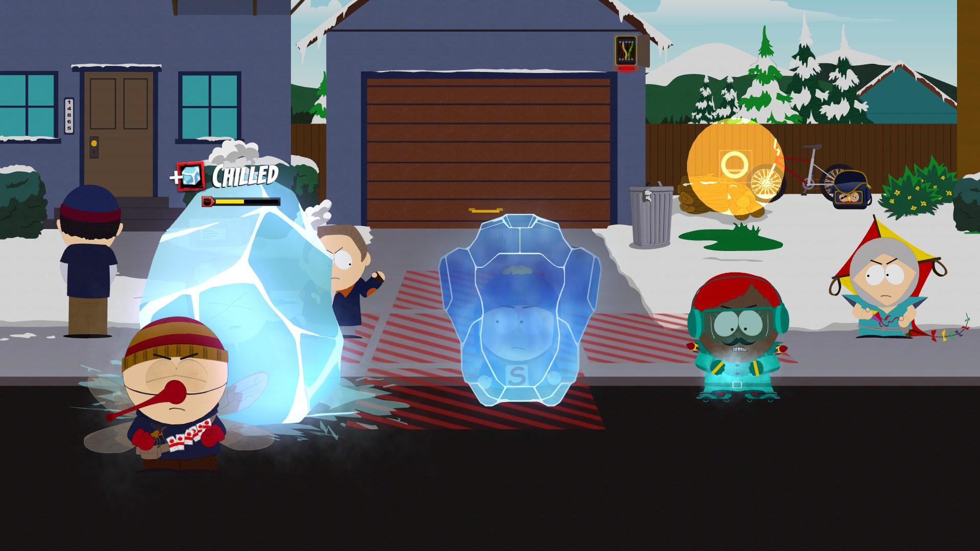 South Park: The Fractured but Whole – superhrdinové útočí 151292