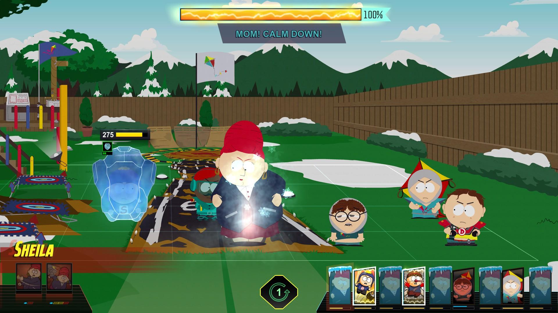 South Park: The Fractured but Whole – superhrdinové útočí 151293