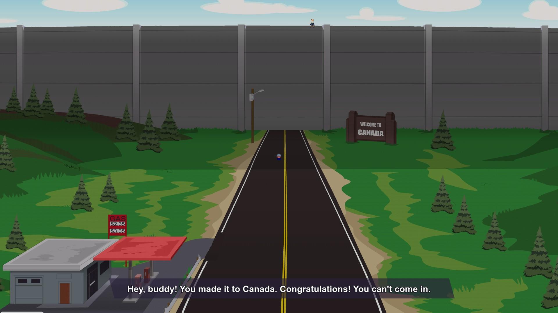 South Park: The Fractured but Whole – superhrdinové útočí 151299