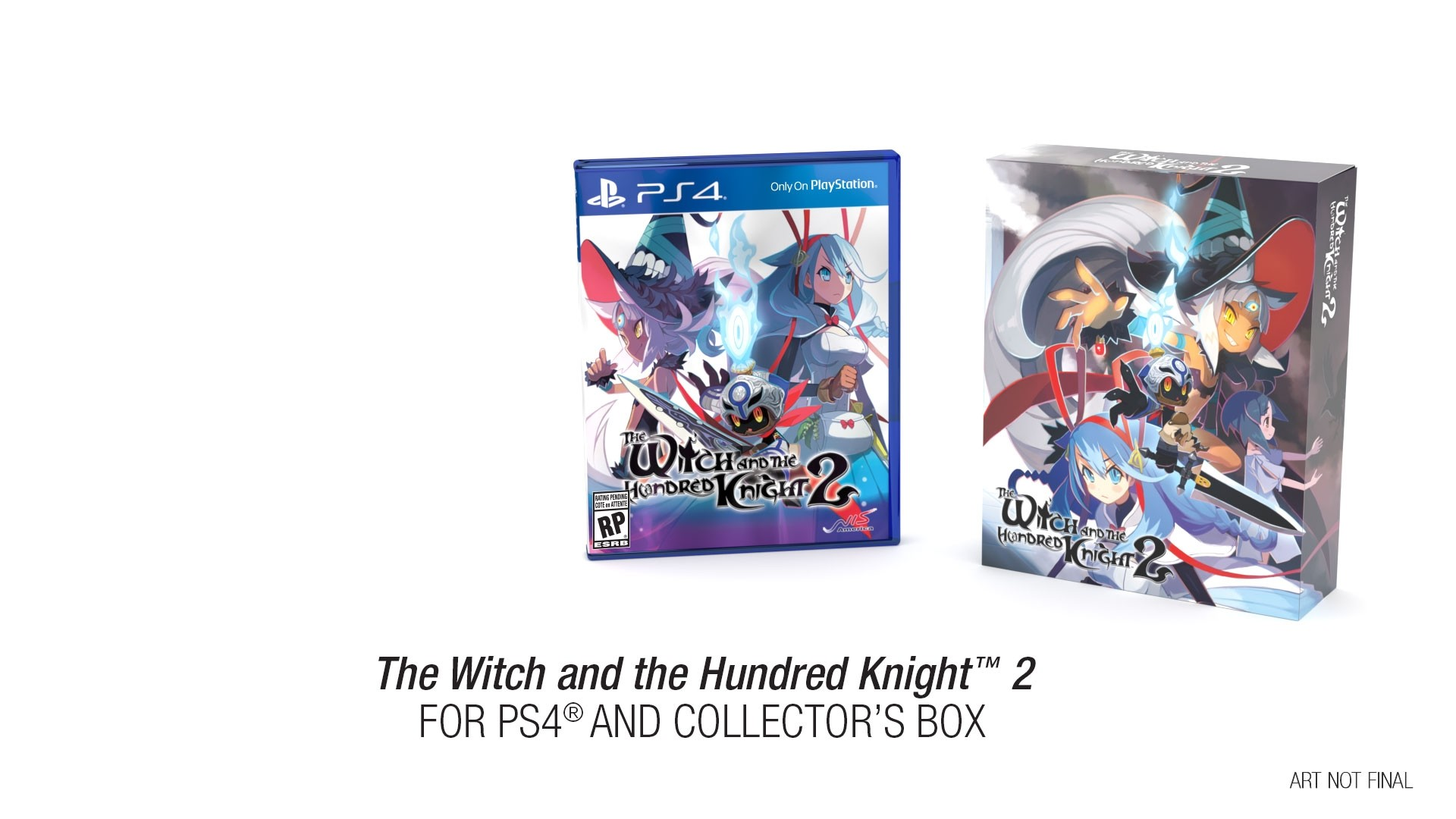 The Witch and the Hundred Knight 2 k nám dorazí příští rok 151332