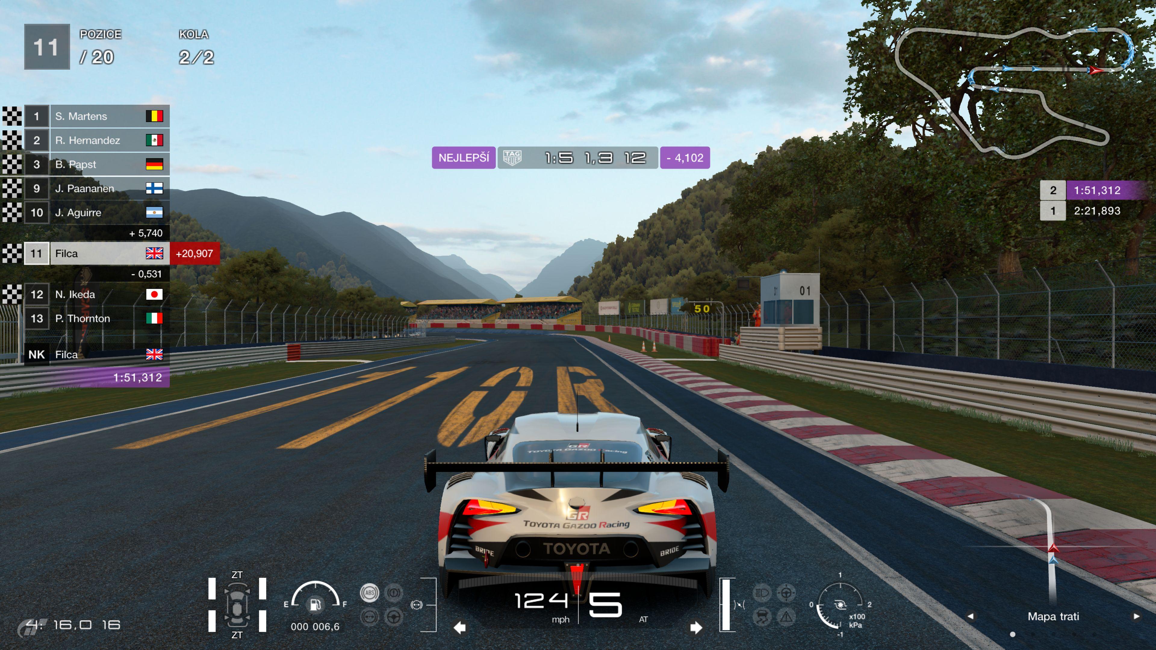 Gran Turismo Sport – návrat krále motorsportu 151356