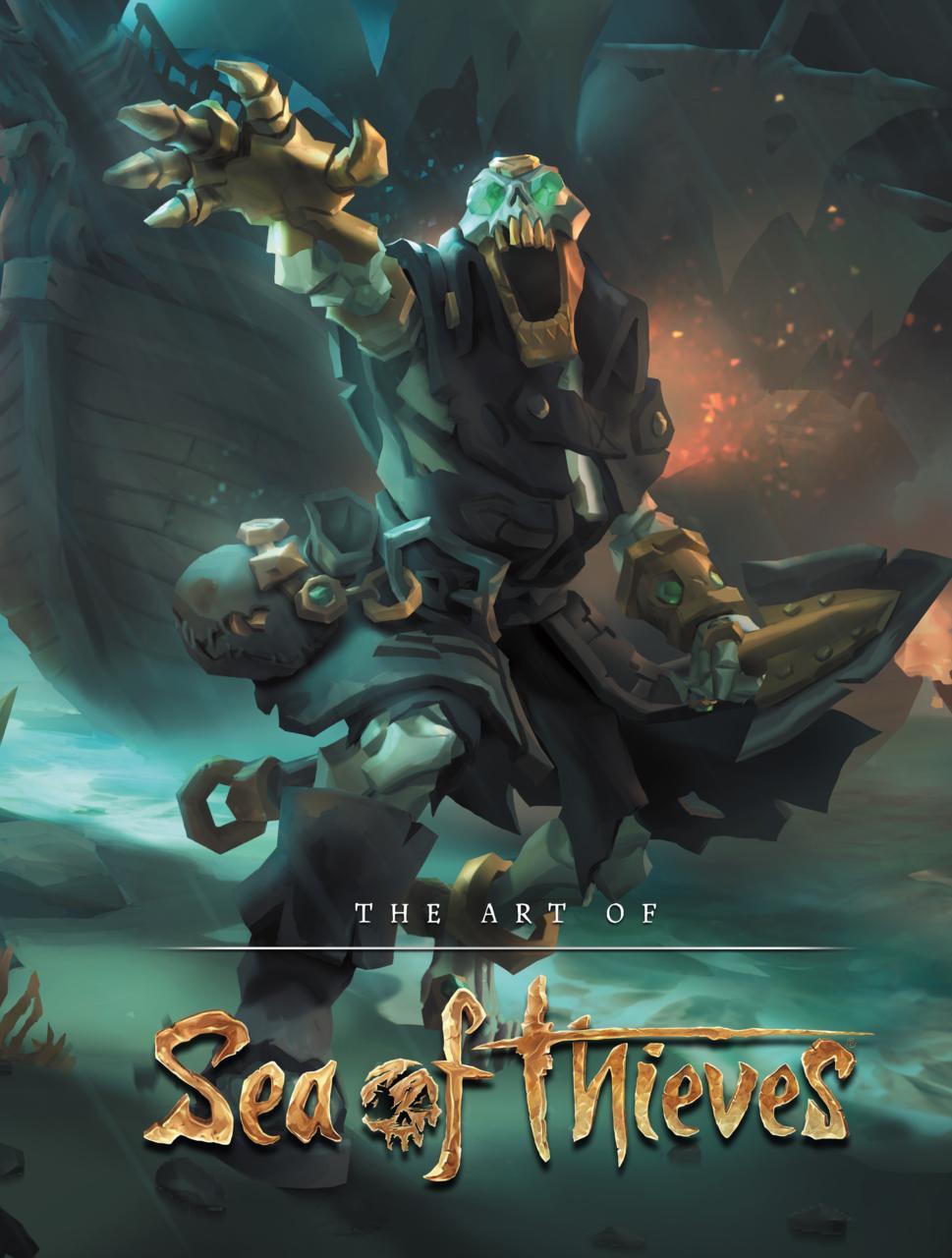 Pirátské Sea of Thieves doprovodí art book 151484