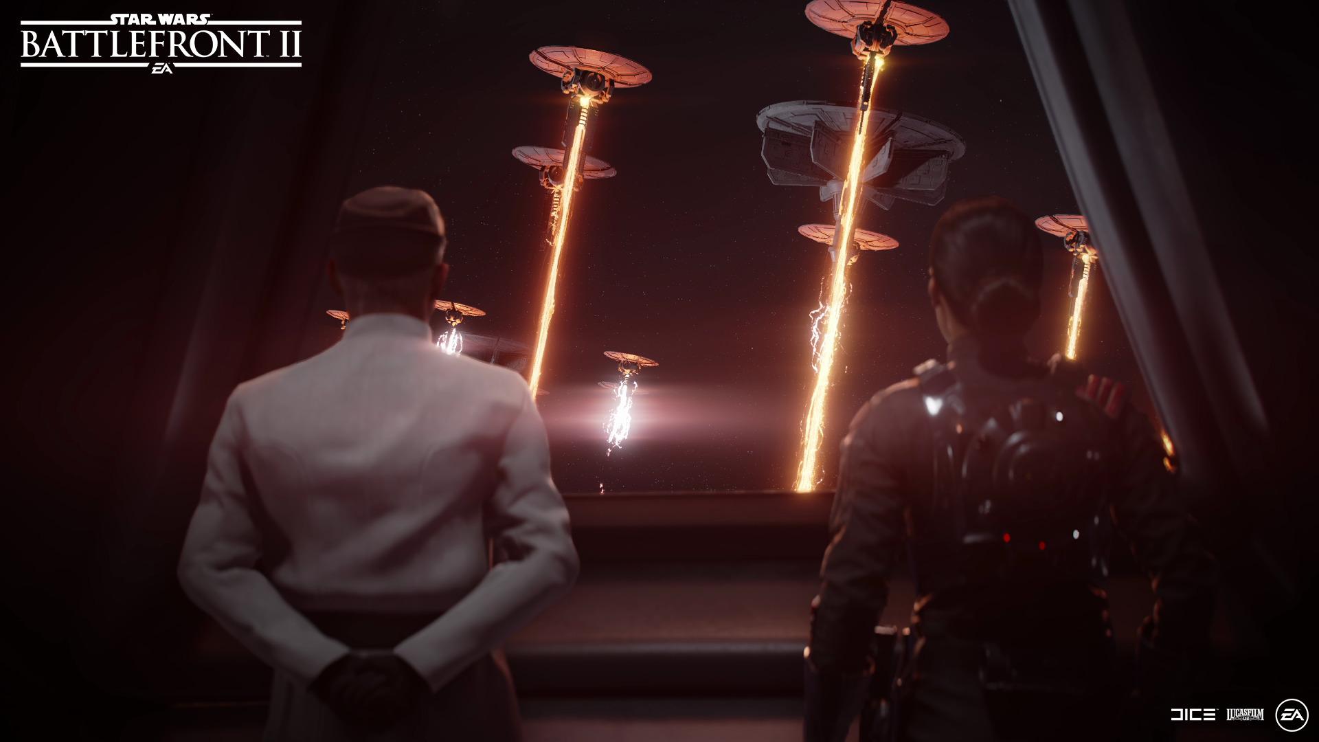 Kampaň Star Wars: Battlefront 2 proběhnete za standardní dobu 151522