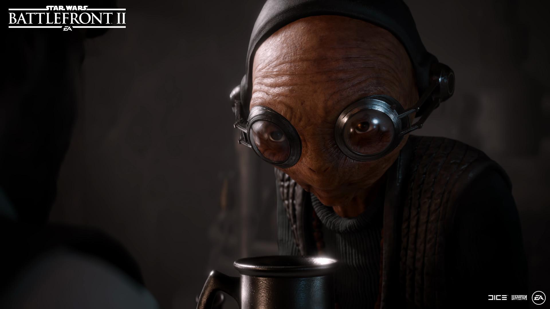 Kampaň Star Wars: Battlefront 2 proběhnete za standardní dobu 151524